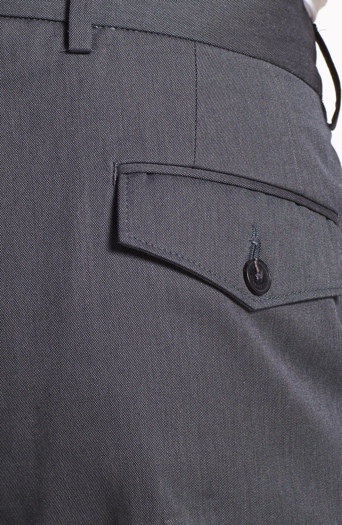 Alternate Image 3  - French Connection Straight Leg Trousers