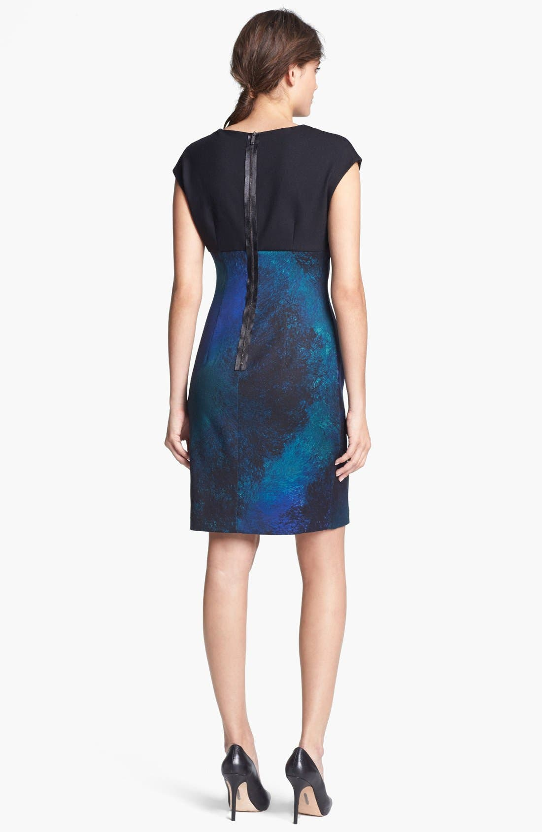 Alternate Image 2  - Elie Tahari 'Kyler' Dress