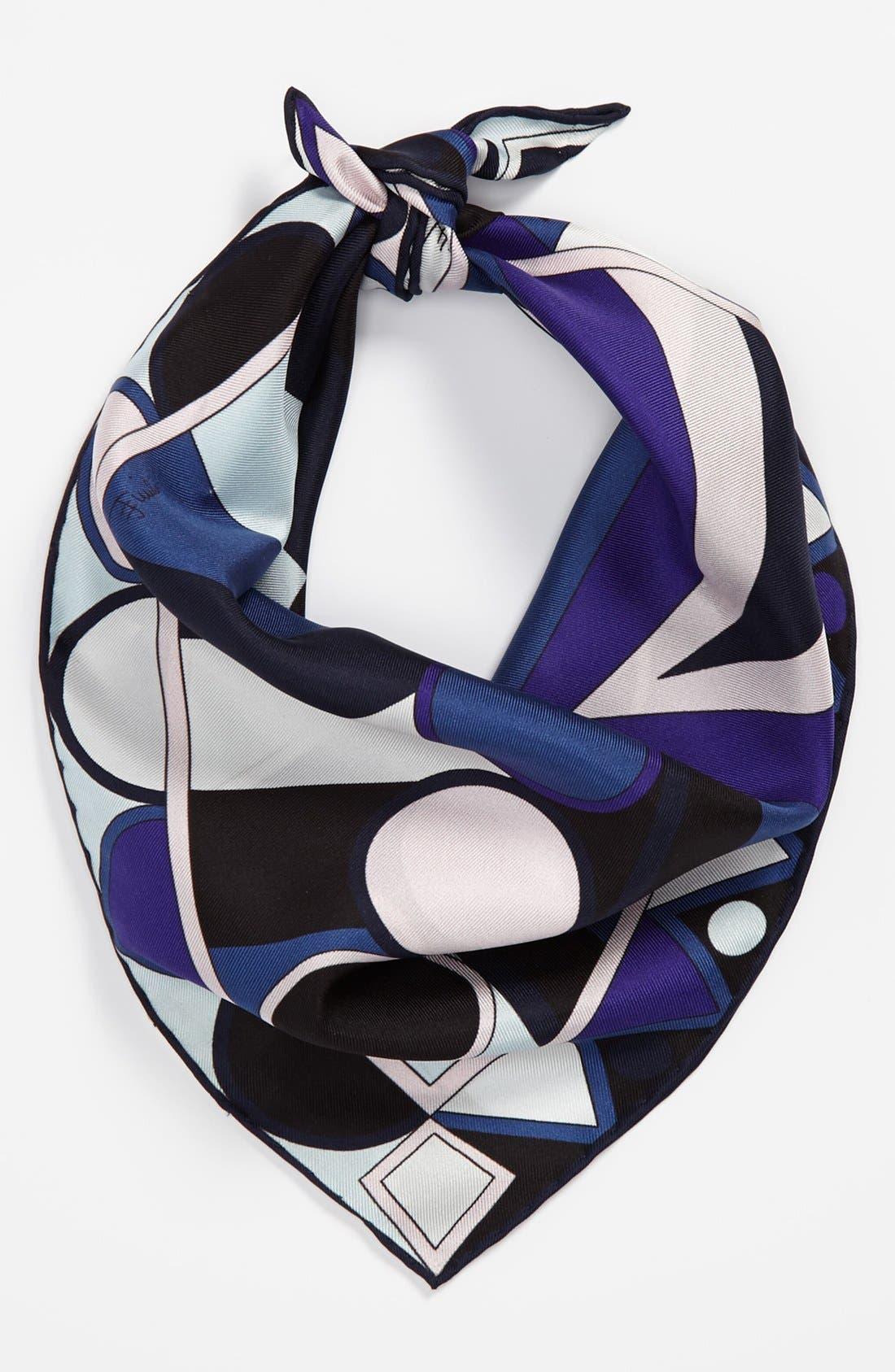 Alternate Image 1 Selected - Emilio Pucci 'Mikonos' Silk Scarf