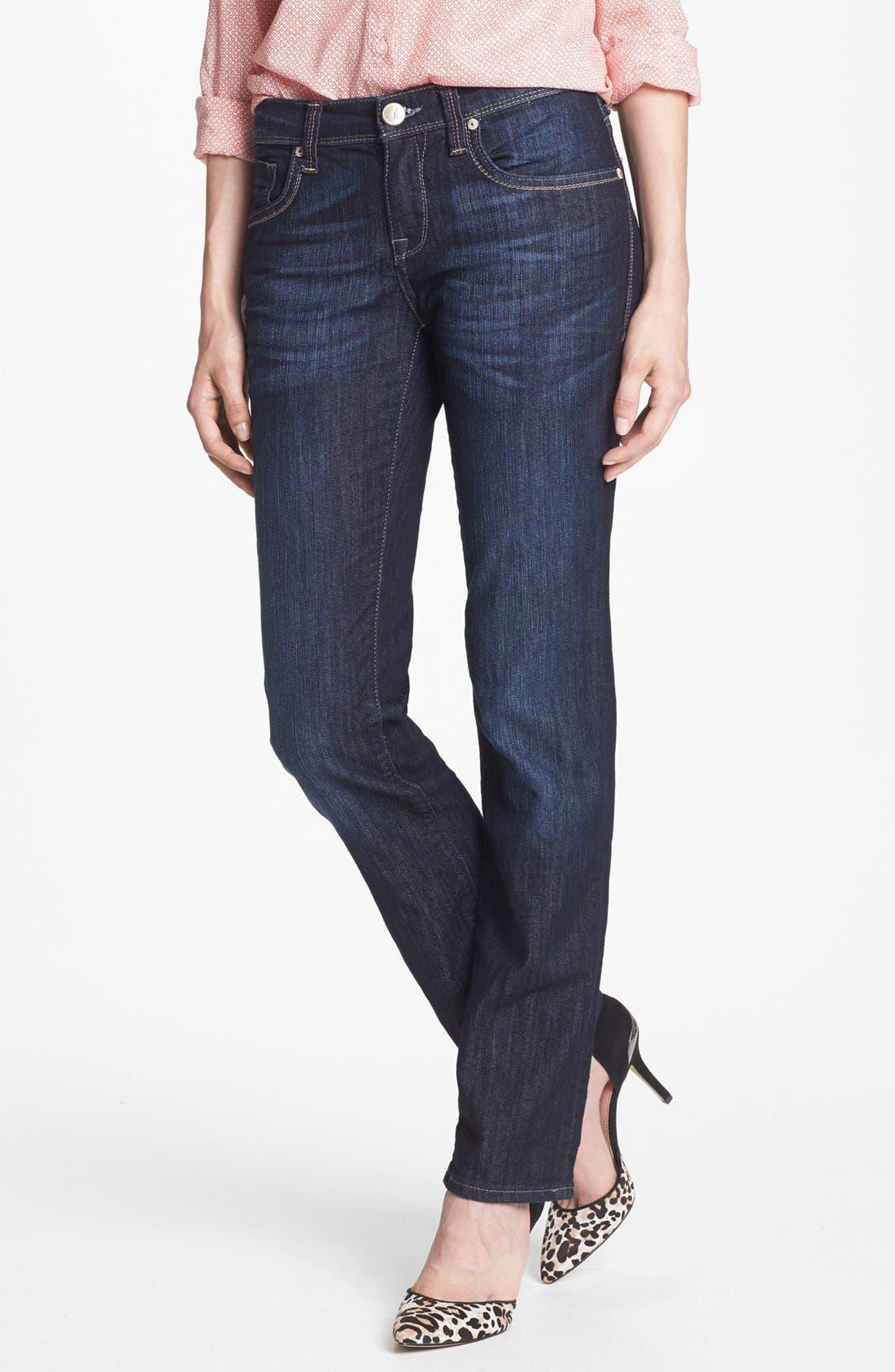 Main Image - Mavi Jeans 'Molly' Straight Leg Jeans (St. Tropez)