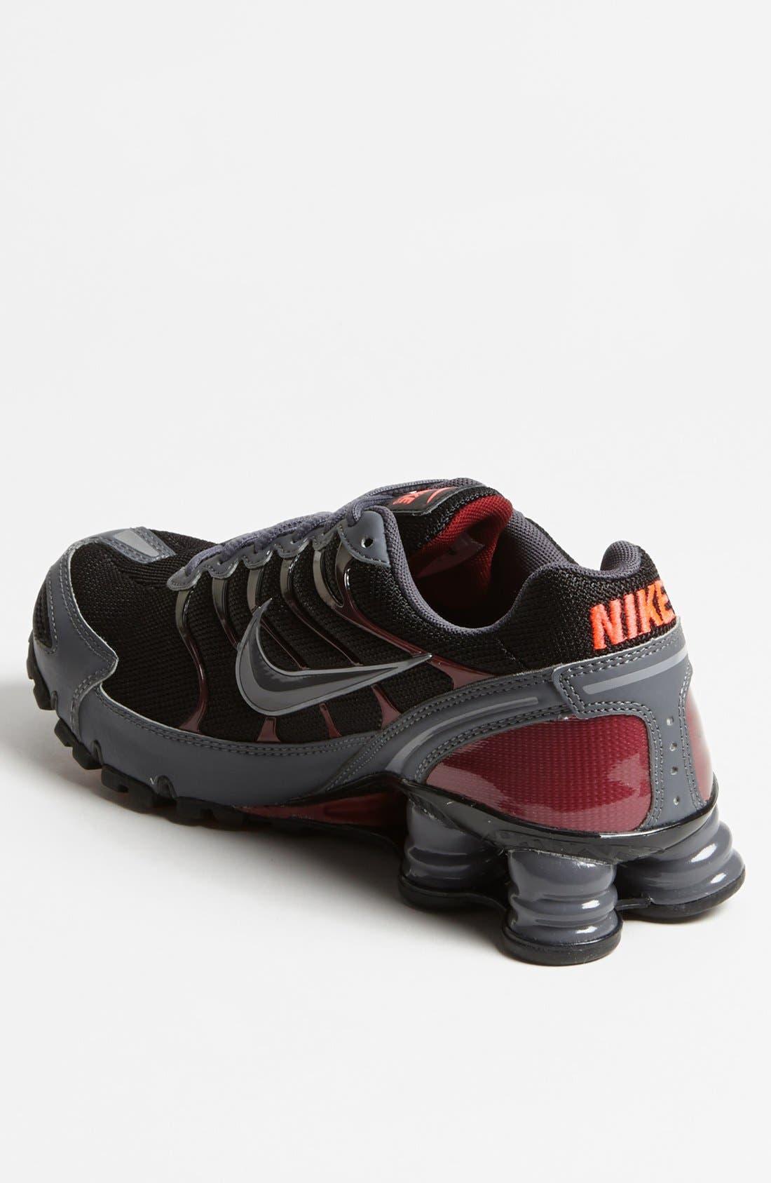 Alternate Image 2  - Nike 'Shox Turbo VI SL' Running Shoe (Men)