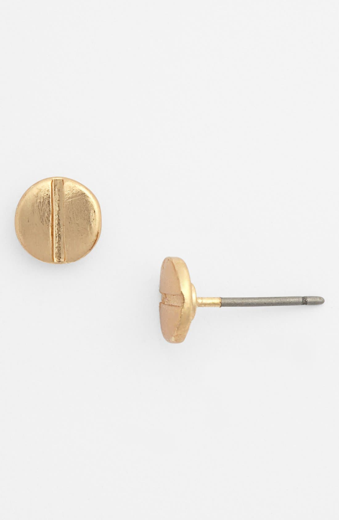 Alternate Image 1 Selected - BP. 'Nail Head' Stud Earrings (Juniors)