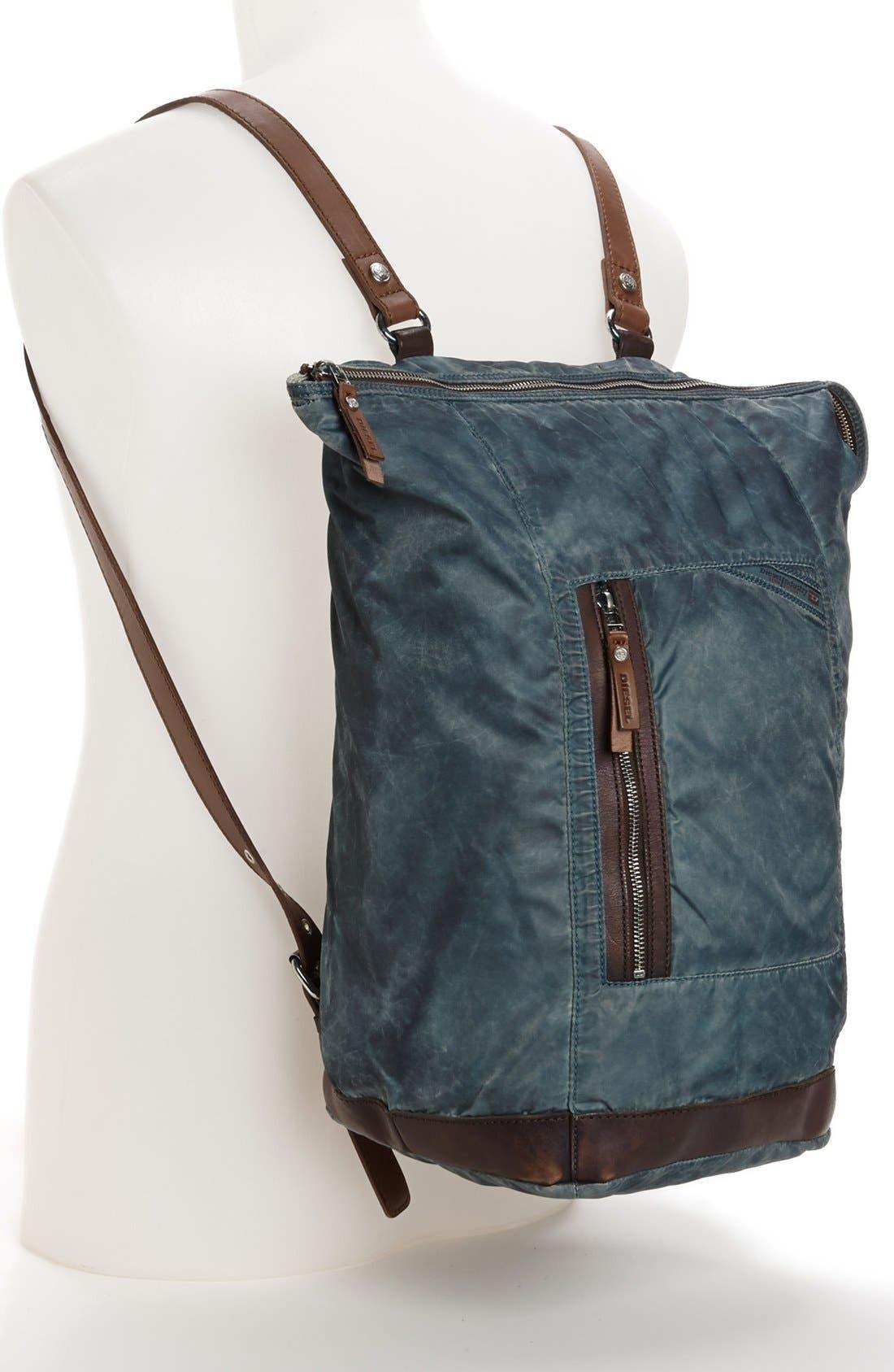 Alternate Image 4  - DIESEL® 'The Brave Land' Backpack