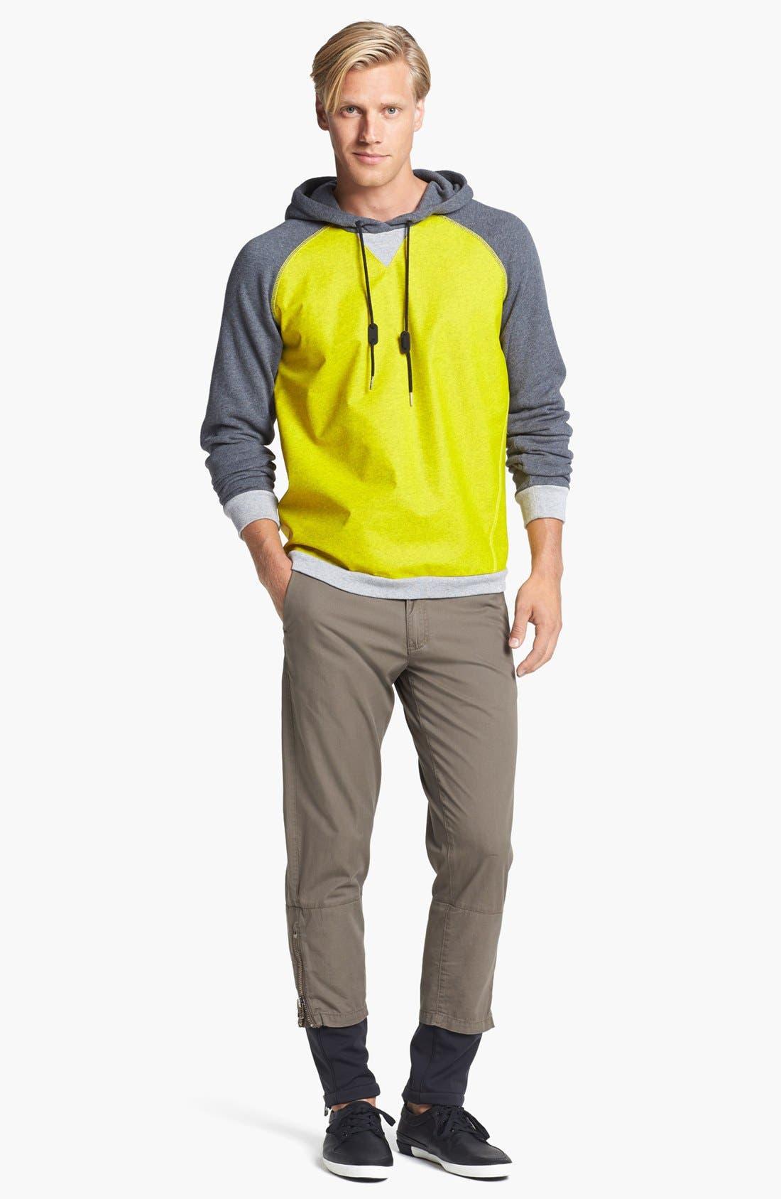 Alternate Image 4  - adidas SLVR Slim Pants