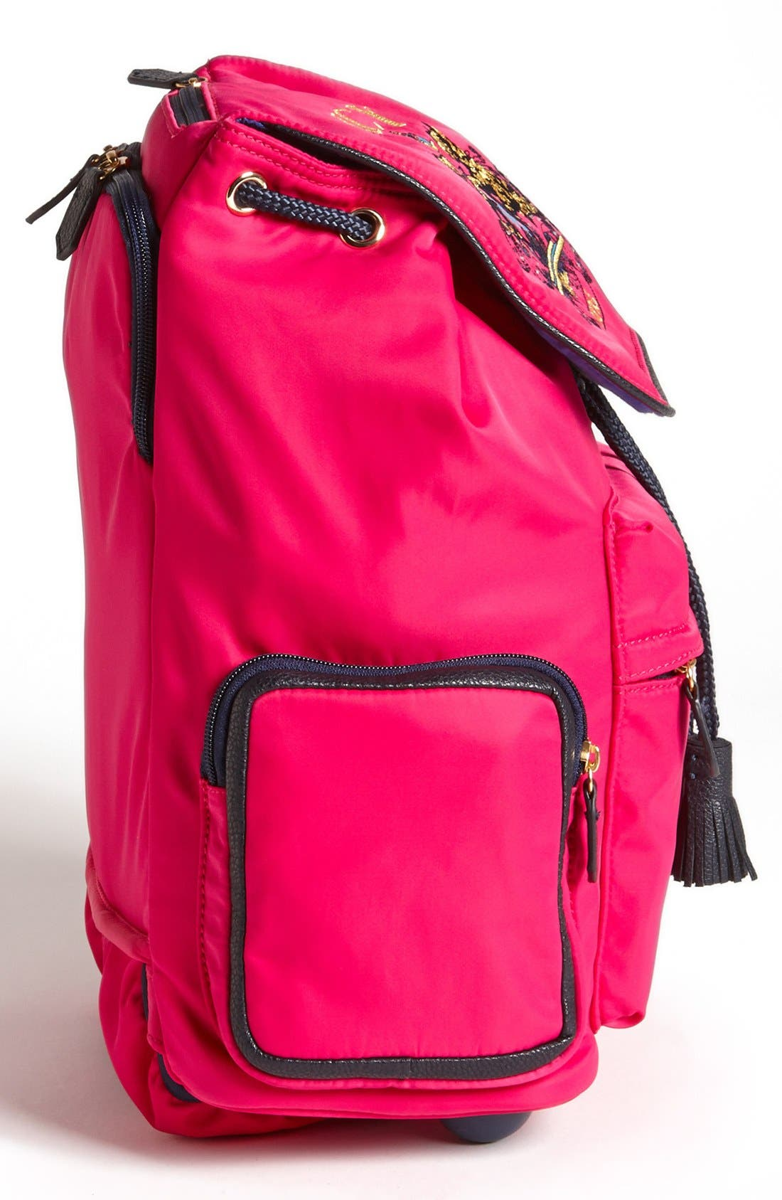 Alternate Image 3  - Juicy Couture 'Billie' Wheeled Backpack (Girls)