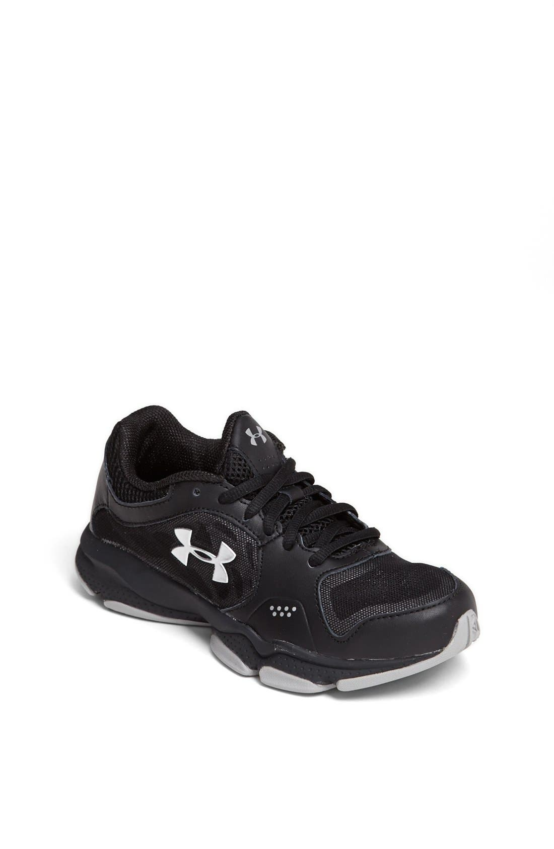 Alternate Image 1 Selected - Under Armour 'Micro G® Pulse' Training Shoe (Toddler, Little Kid & Big Kid)
