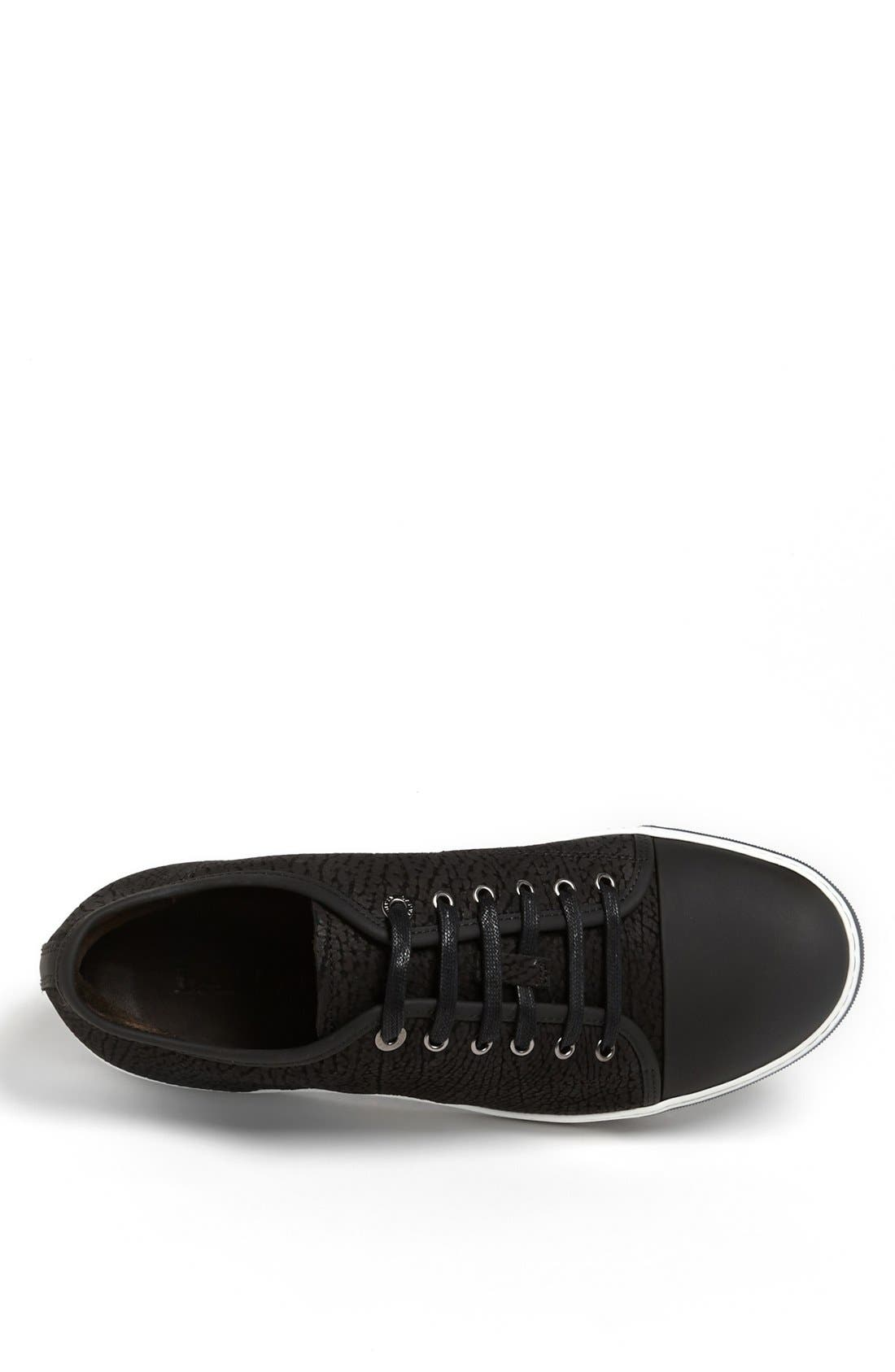 Alternate Image 3  - Lanvin Low Top Sneaker