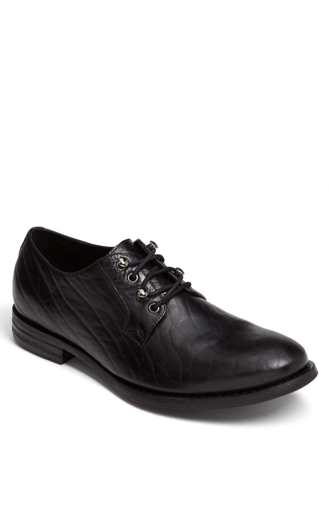 Alternate Image 1 Selected - McQ by Alexander McQueen Calfskin Derby