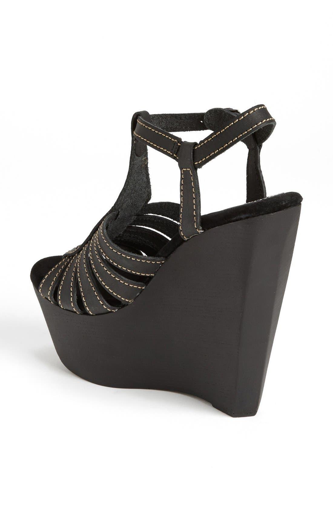 Alternate Image 2  - Sbicca 'Basalt' Wedge Sandal