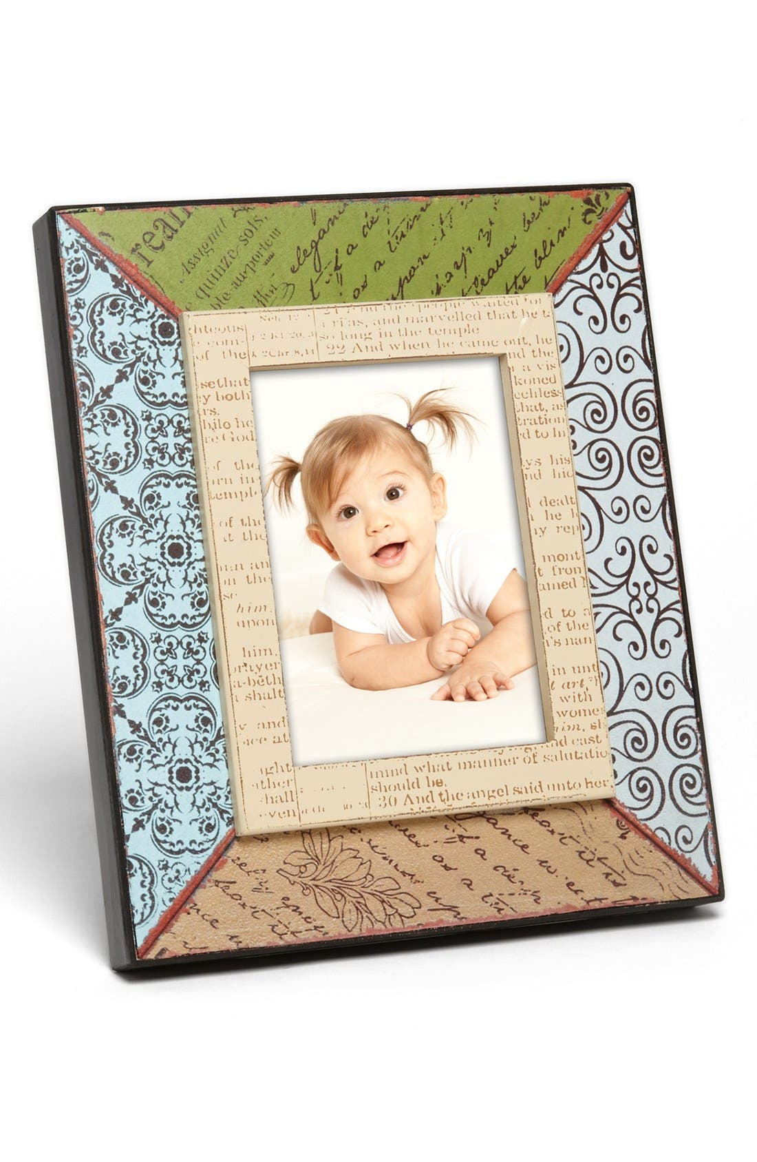 Alternate Image 1 Selected - Wooden Picture Frame (5x7)