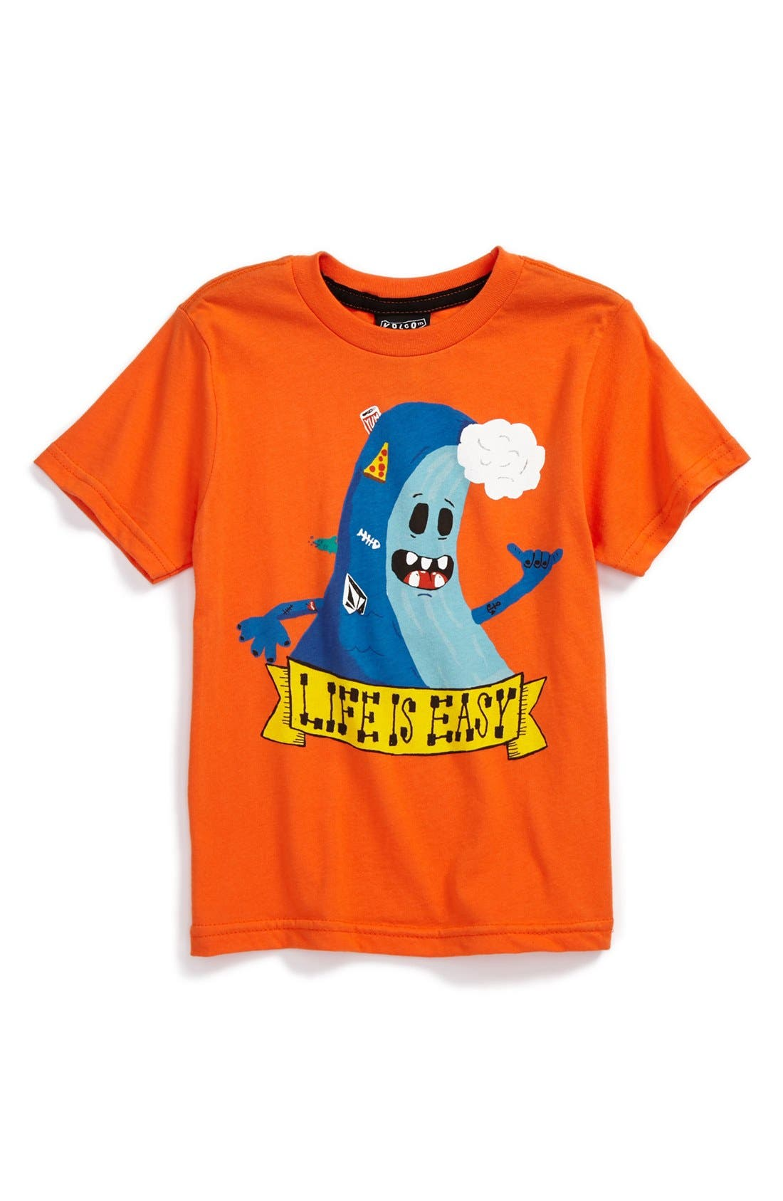 Main Image - Volcom 'Patrick Carrie' T-Shirt (Little Boys)