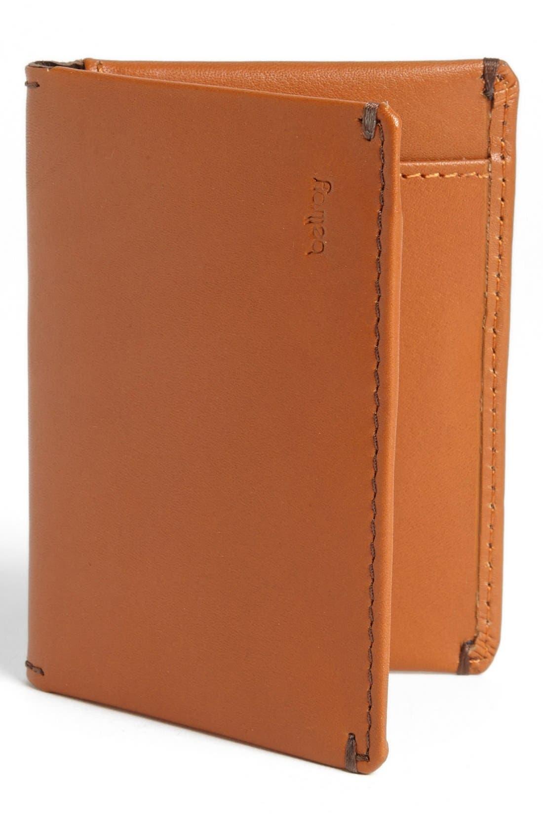 Alternate Image 1 Selected - Bellroy Slim Sleeve Wallet