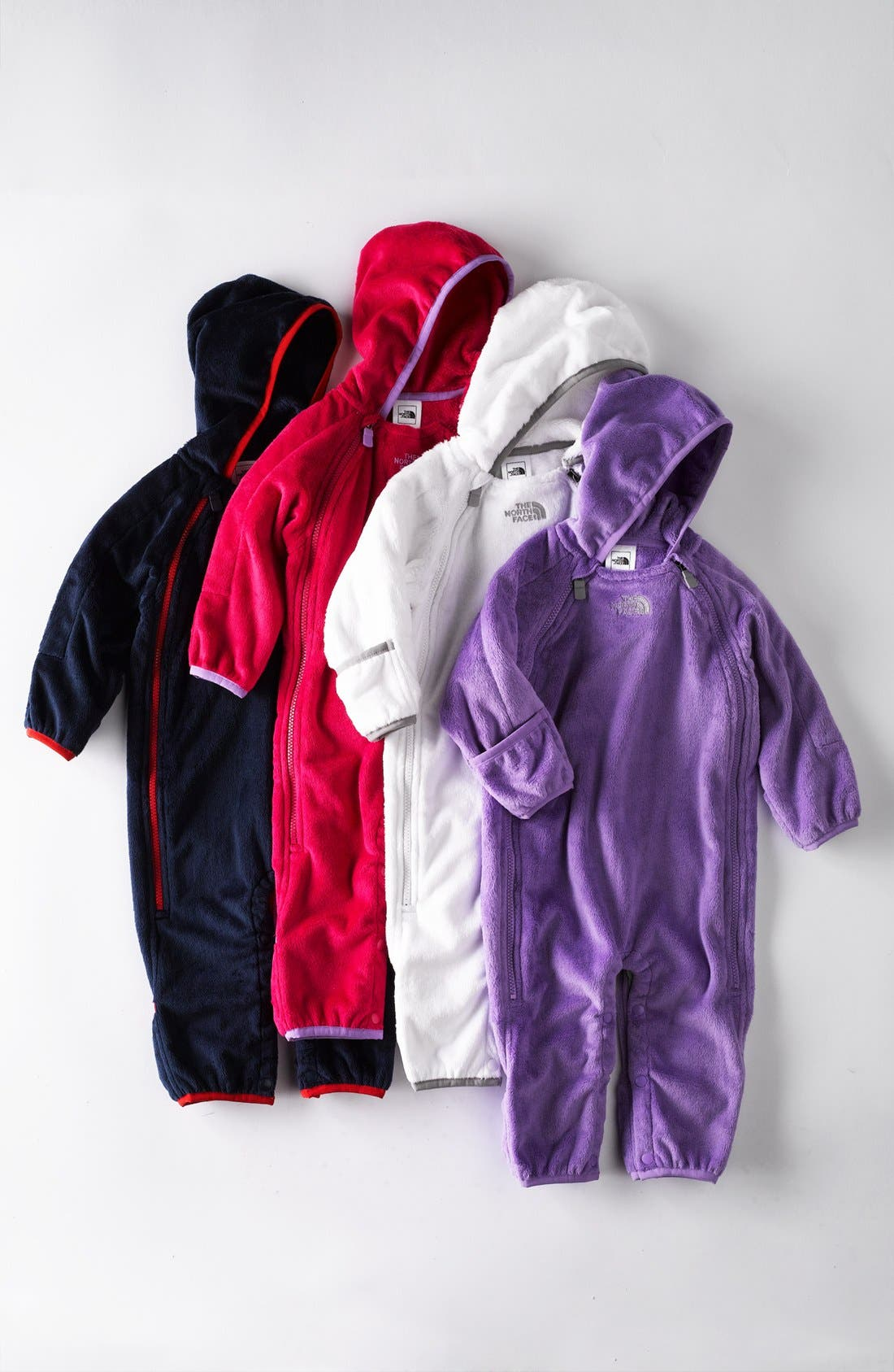 Alternate Image 2  - The North Face 'Buttery' Fleece Bunting (Baby)