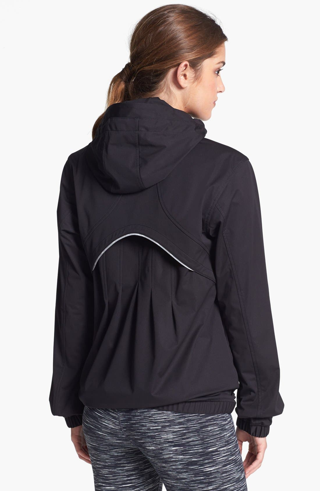 Alternate Image 2  - Zella 'Luxe' Rain Jacket