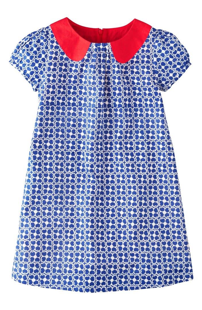 Mini boden print dress little girls big girls nordstrom for Shop mini boden