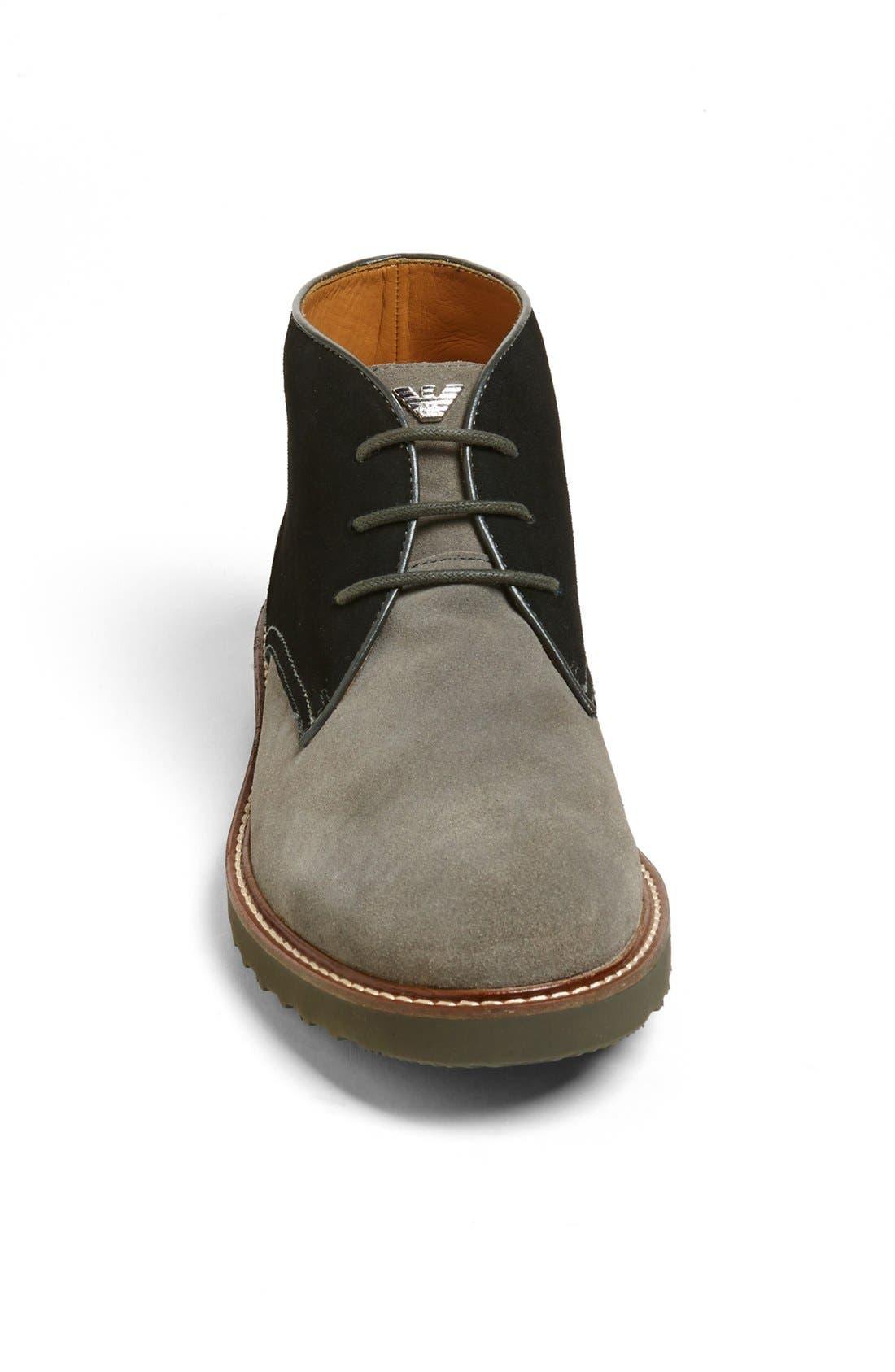 Alternate Image 3  - Armani Jeans 'Desert' Chukka Boot (Men)