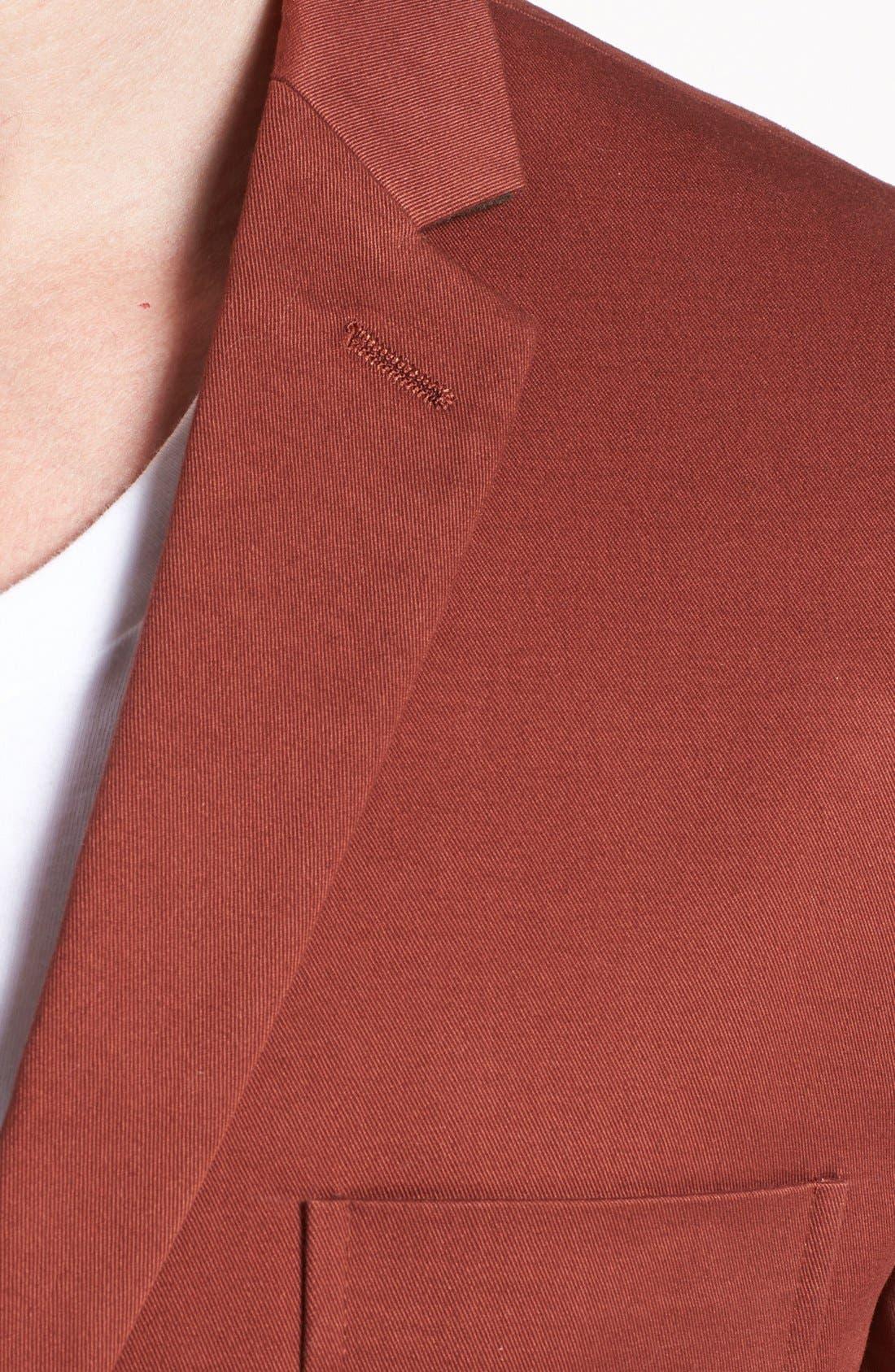 Alternate Image 3  - Dockers® Cotton Twill Sportcoat