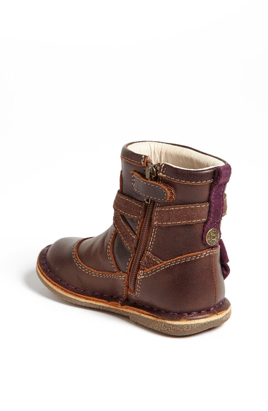 Alternate Image 2  - Stride Rite 'Medallion Collection - Roslin' Boot (Baby, Walker & Toddler)