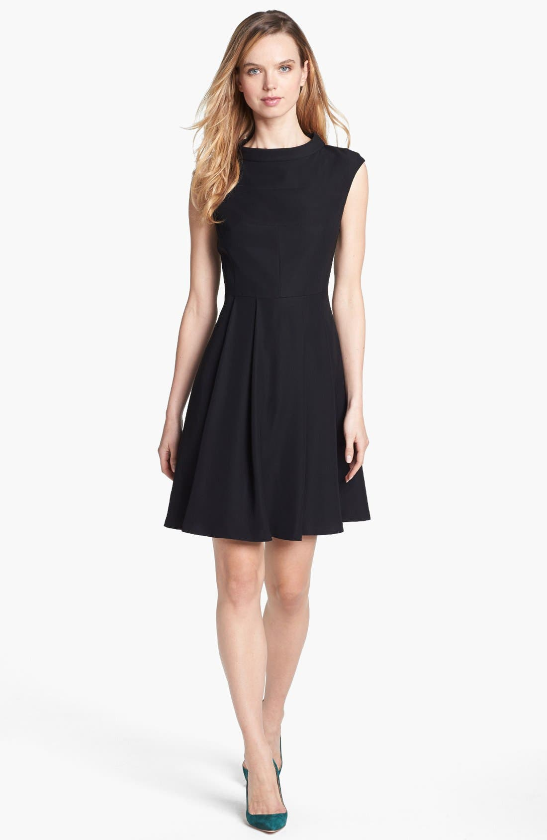 Main Image - Vince Camuto Fit & Flare Dress