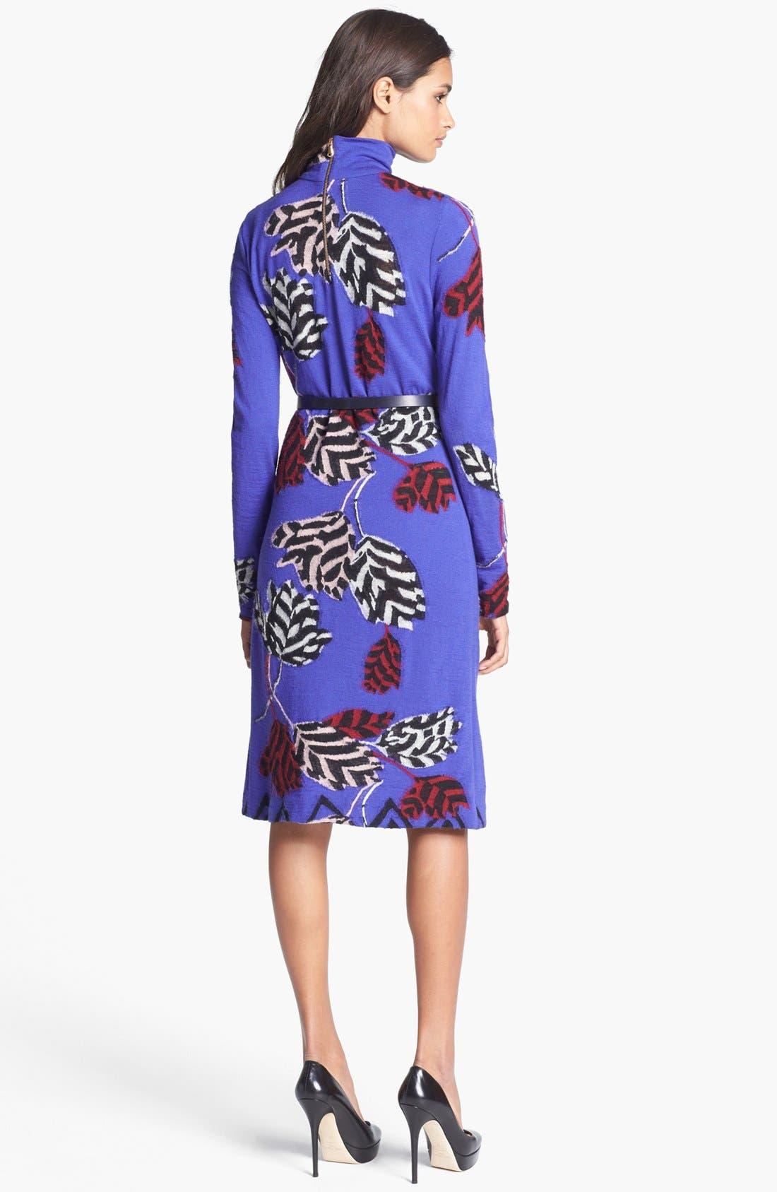 Alternate Image 2  - MARC BY MARC JACOBS 'Mareika Tulip' Sweater Dress