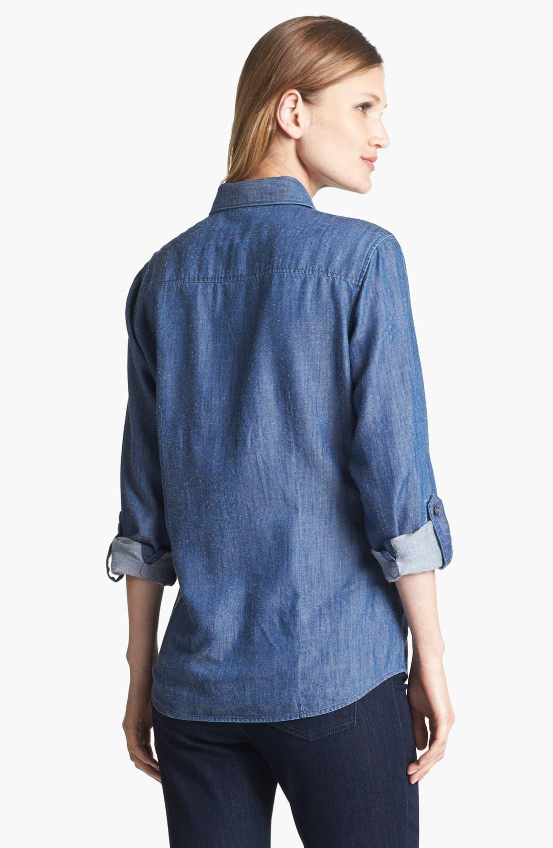Alternate Image 3  - Shirt 469 Denim Shirt