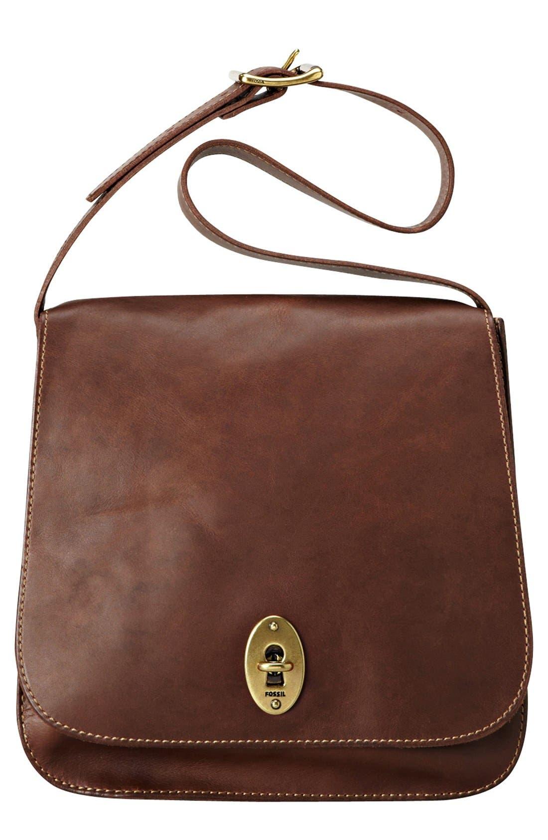Alternate Image 1 Selected - Fossil 'Austin' Shoulder Bag