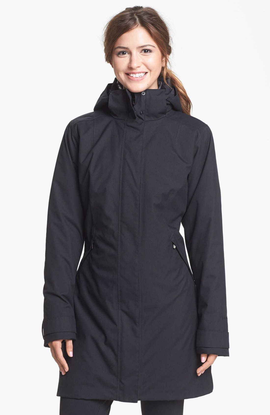 Alternate Image 1 Selected - Patagonia 'Vosque' 3-in-1 Parka