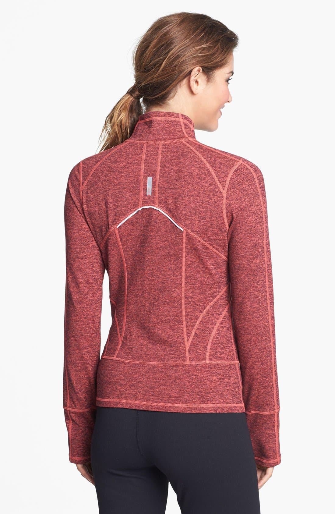 Alternate Image 2  - Zella 'Streamline Cross Dye' Jacket