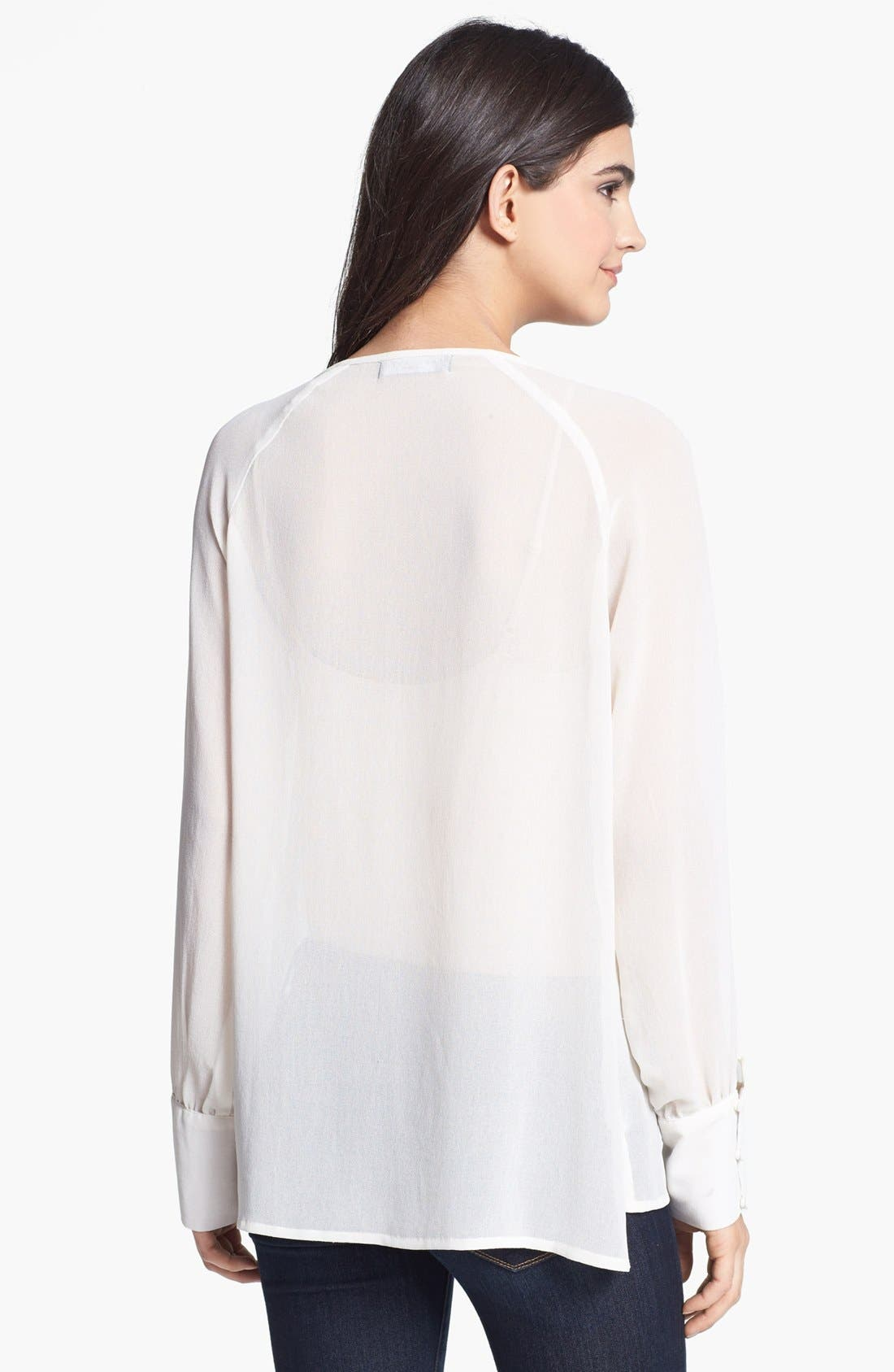Alternate Image 2  - Sanctuary Embroidered Tunic Top