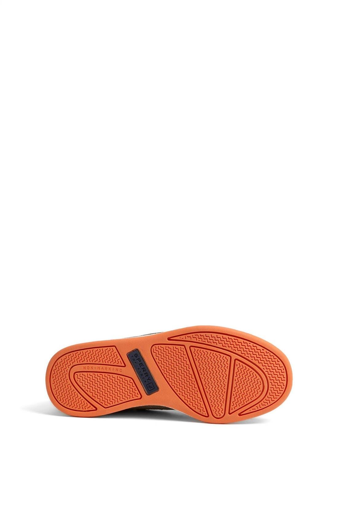 Alternate Image 4  - Sperry Top-Sider® 'Cupsole' Loafer (Toddler, Little Kid & Big Kid)
