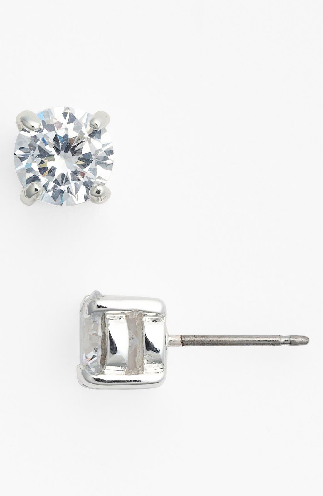 Alternate Image 1 Selected - Lauren Ralph Lauren 1.80ct tw Cubic Zirconia Earrings