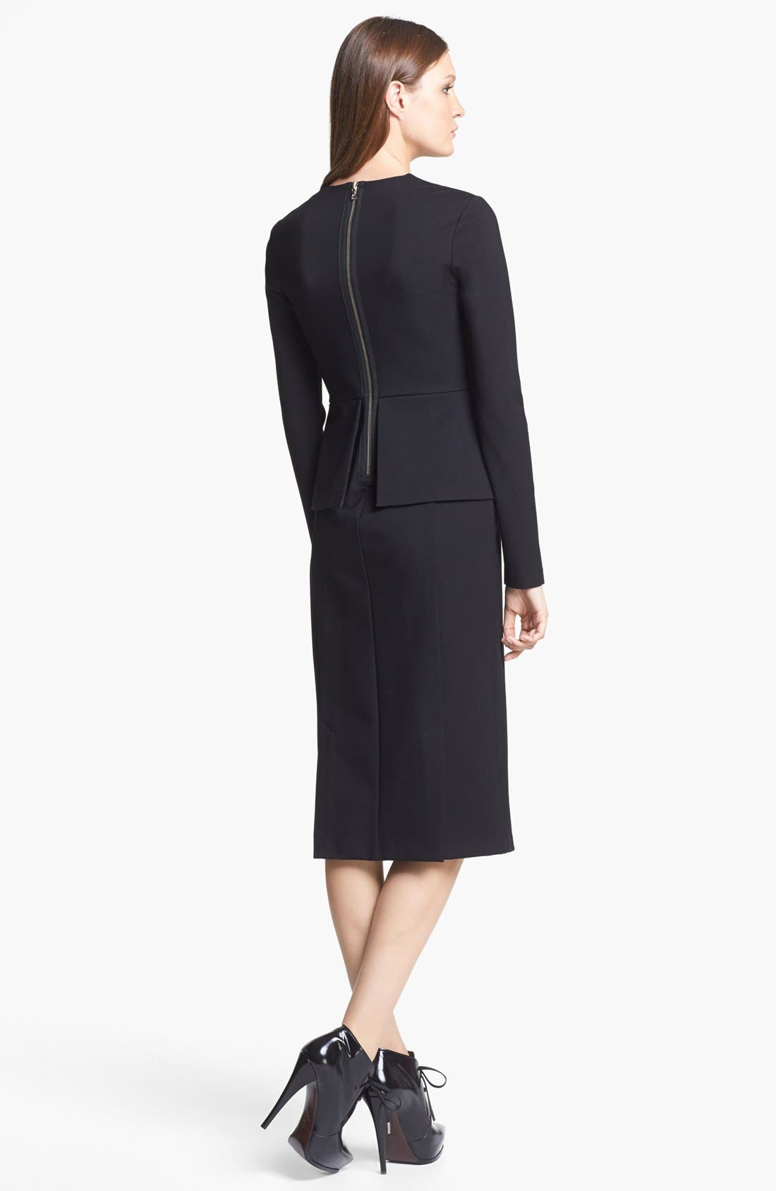 Alternate Image 2  - J Brand Ready-to-Wear 'Williams' Jersey Dress