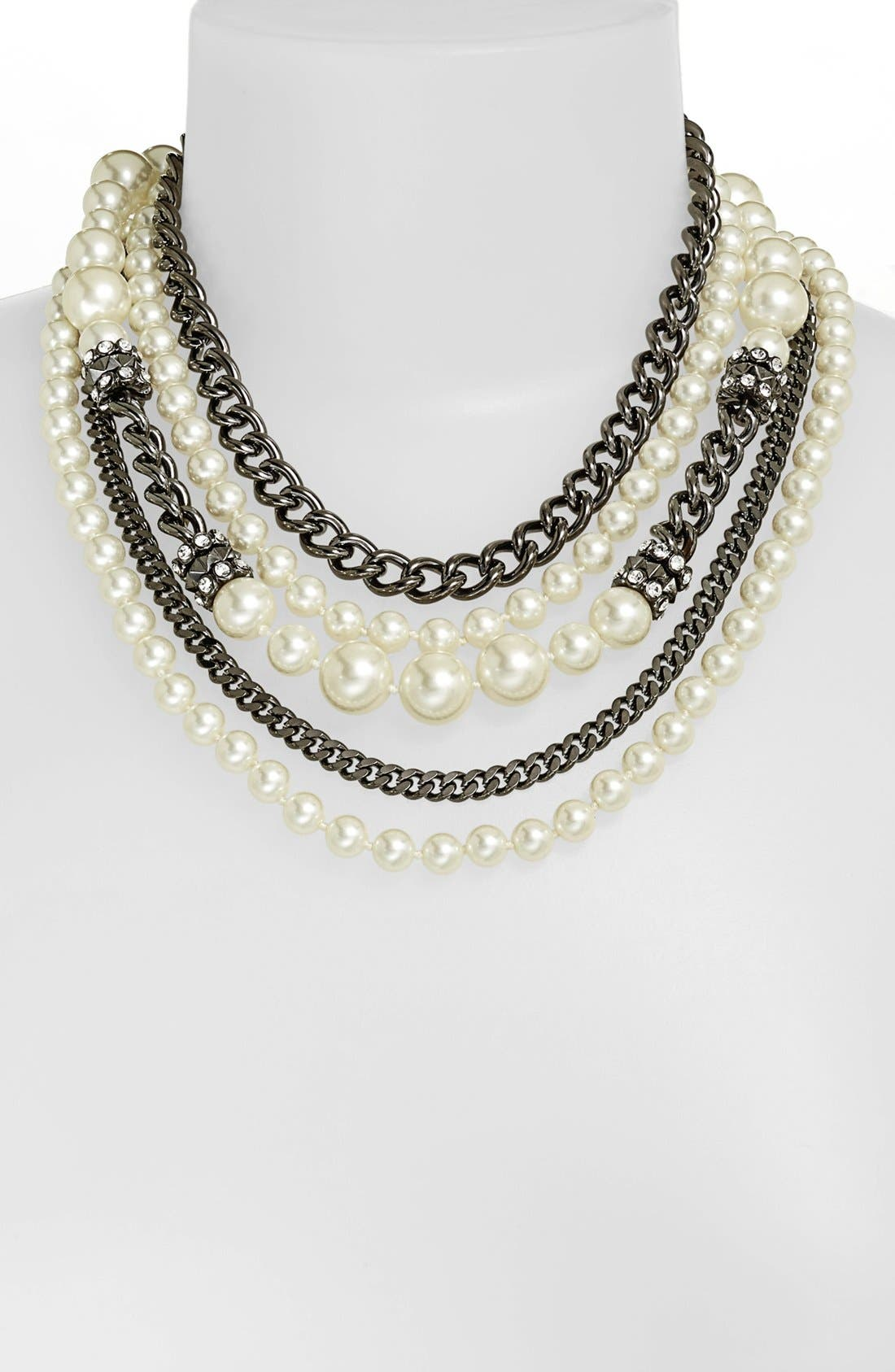 Alternate Image 1 Selected - Givenchy Multistrand Necklace (Nordstrom Exclusive)