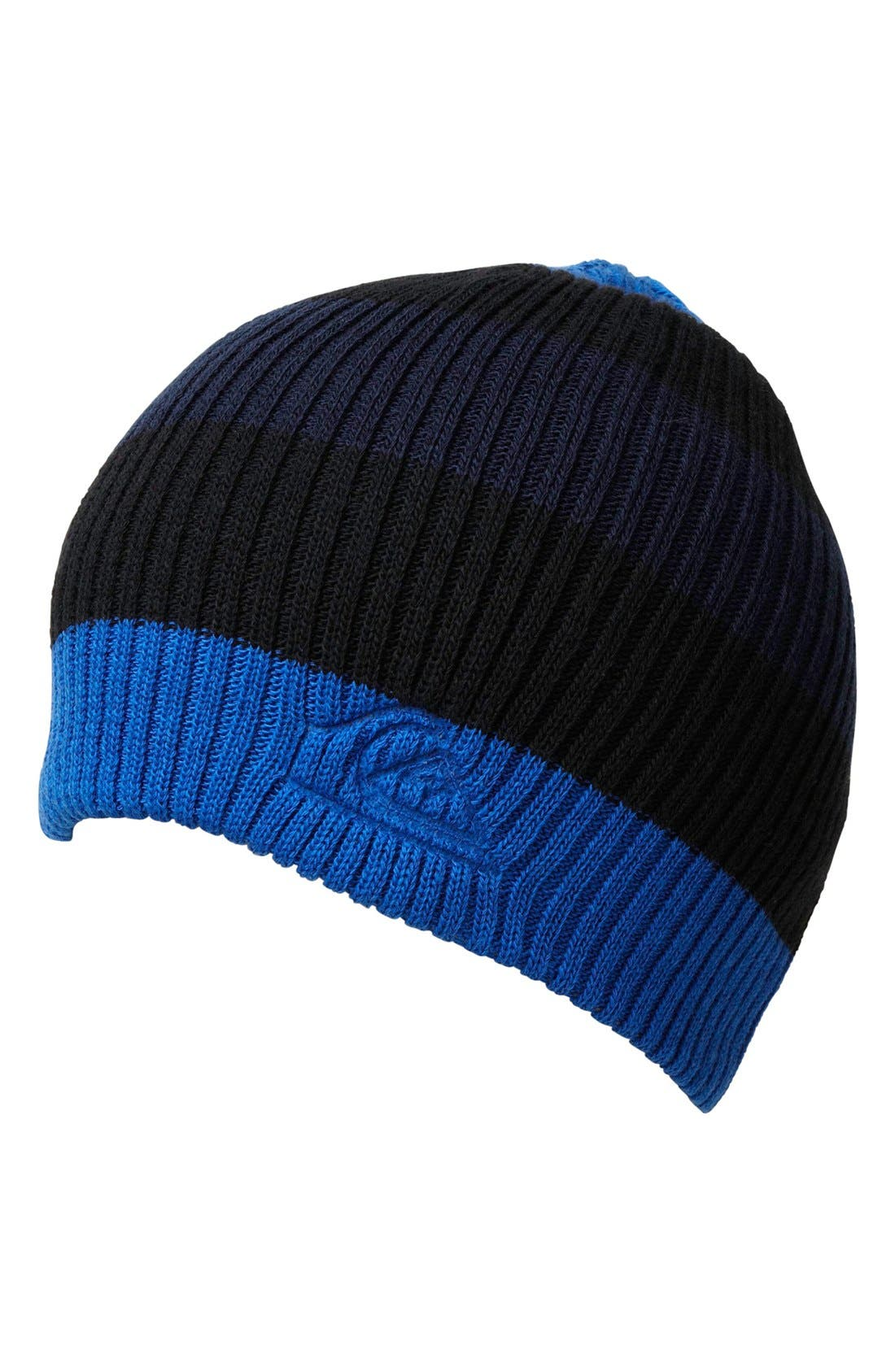 Alternate Image 1 Selected - Quiksilver 'Cramo' Beanie (Toddler Boys)