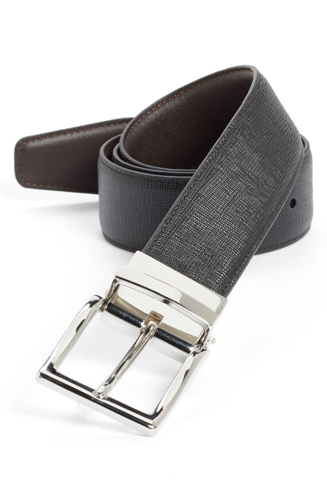 Alternate Image 1 Selected - John W. Nordstrom® Reversible Belt