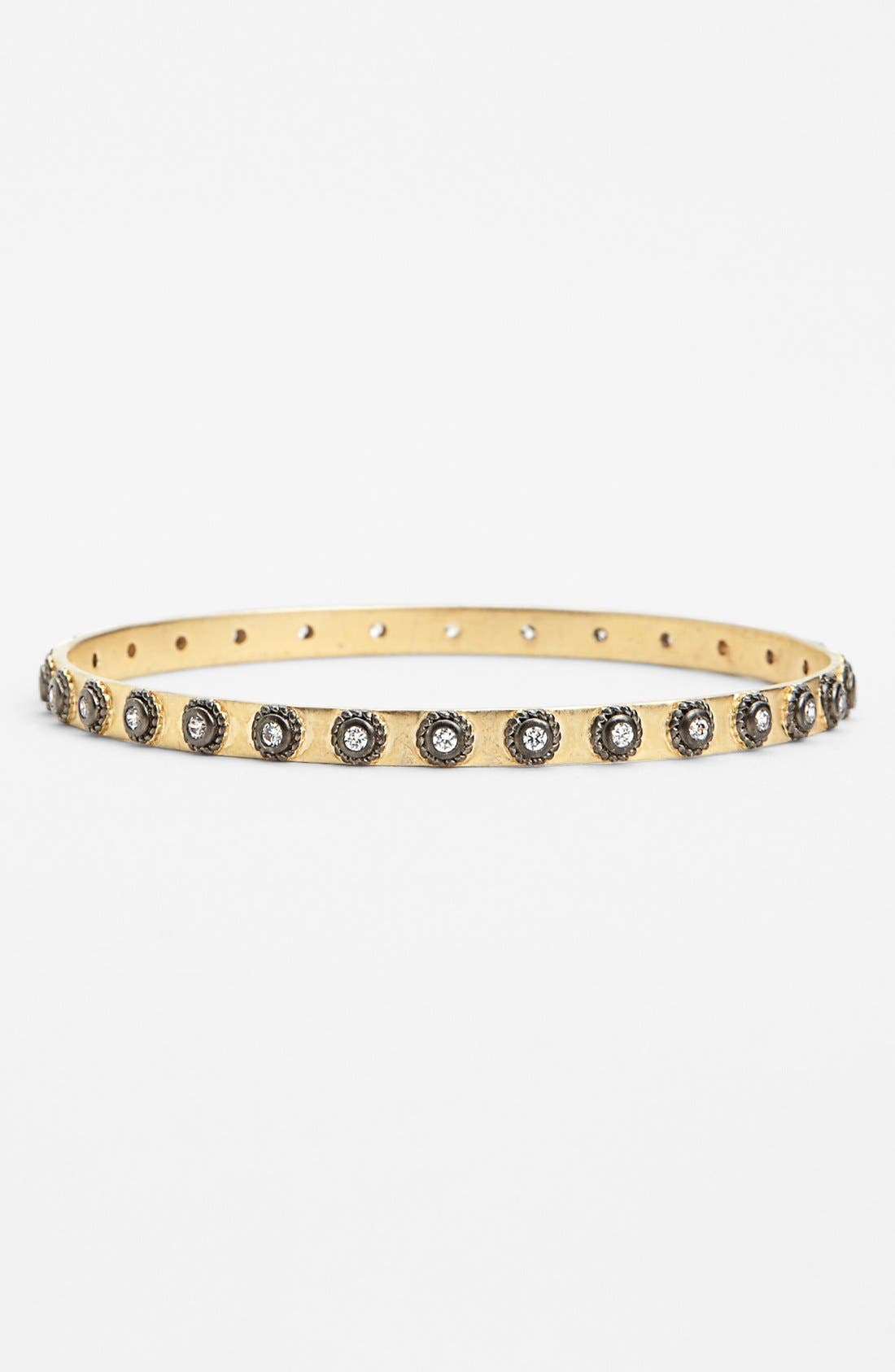 Alternate Image 1 Selected - FREIDA ROTHMAN 'Tribeca' Studded Bangle