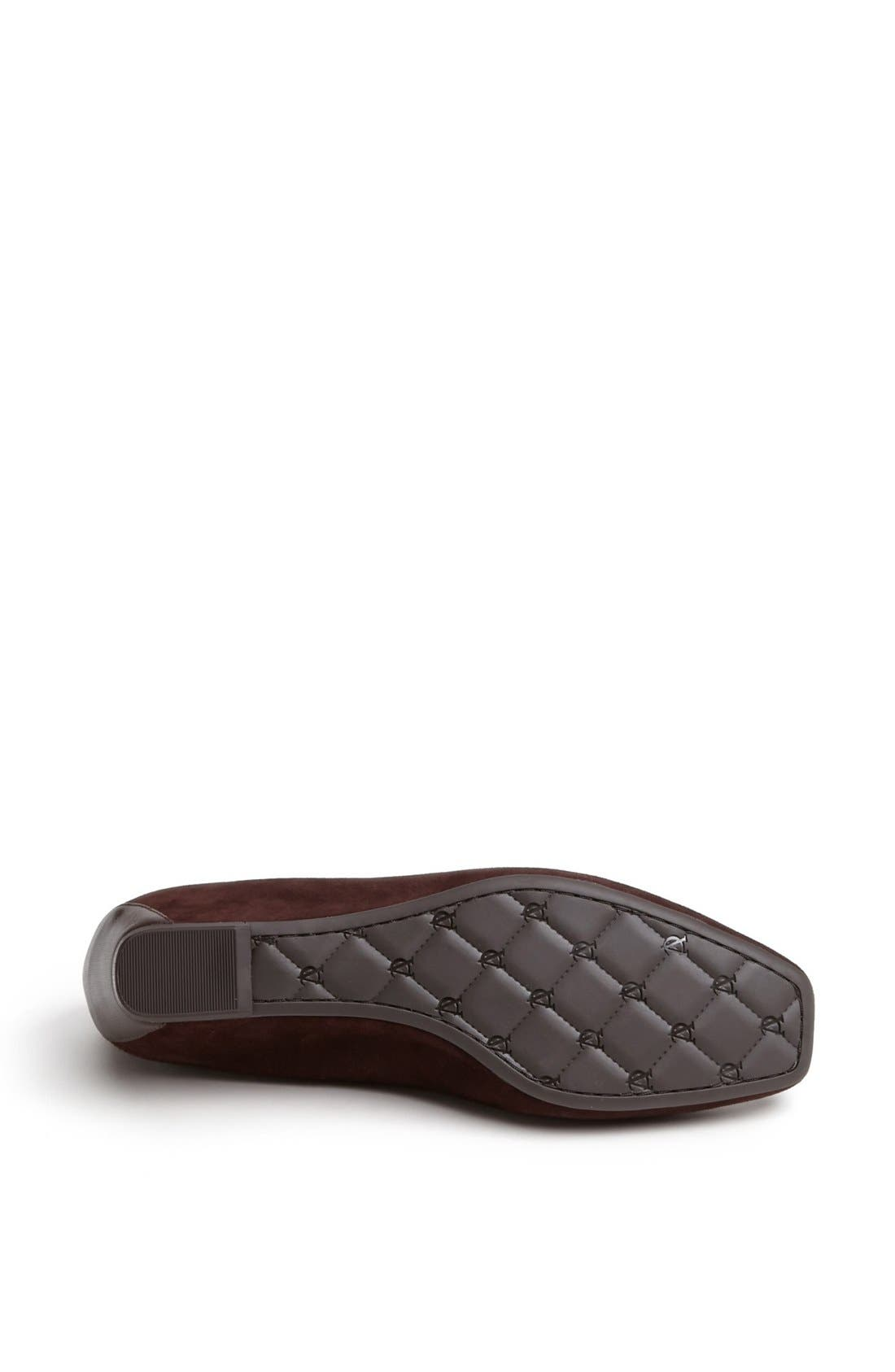 Alternate Image 4  - VC Signature 'Mabel' Wedge Loafer