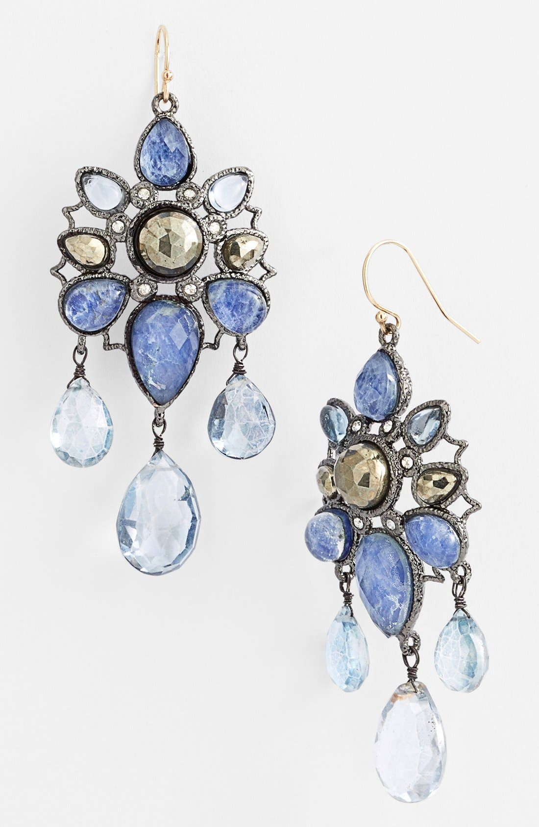 Main Image - Alexis Bittar 'Elements - Jardin de Papillon' Statement Earrings