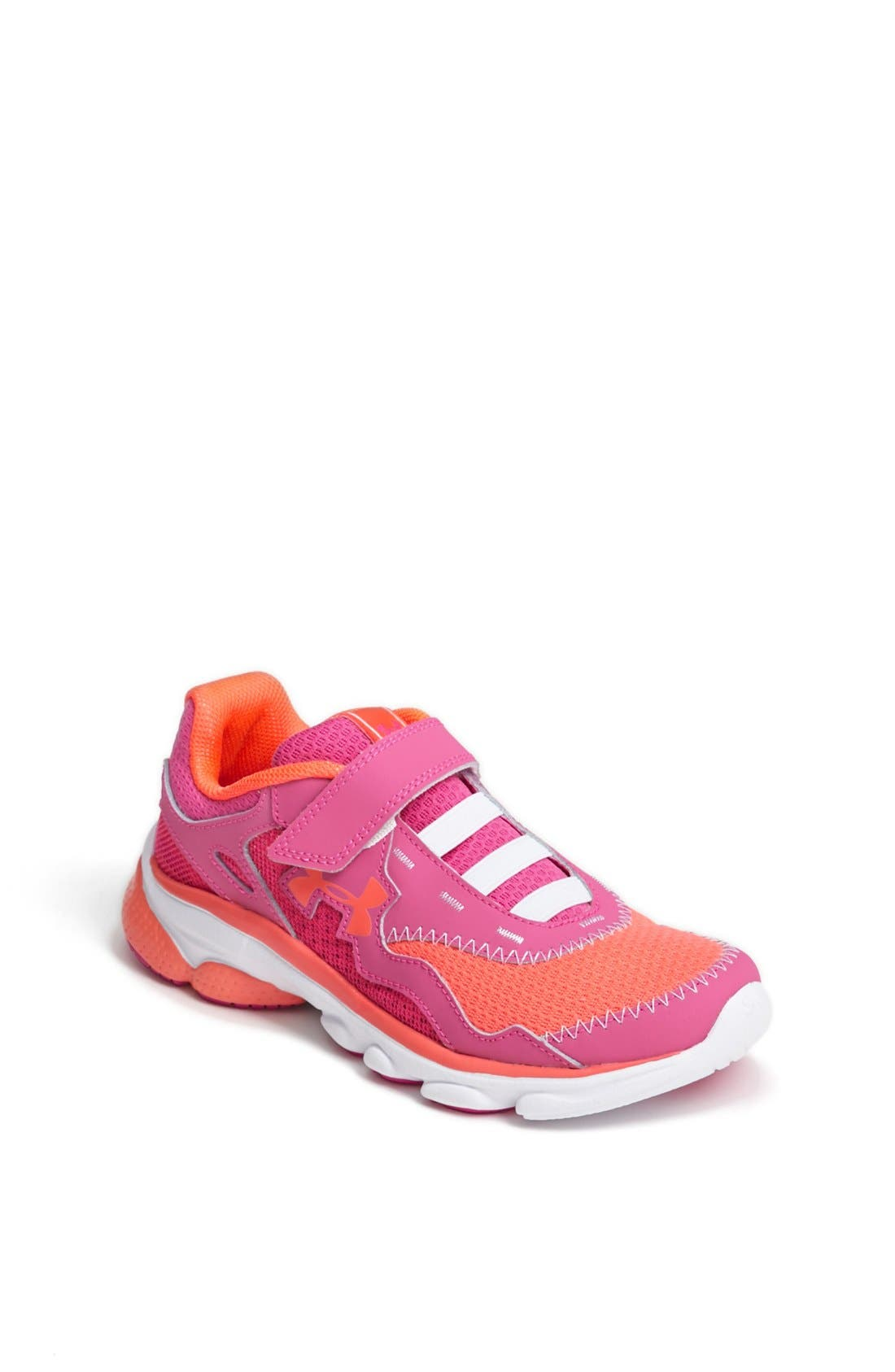 Alternate Image 1 Selected - Under Armour 'Assert III' Athletic Shoe (Baby, Walker, Toddler & Little Kid)