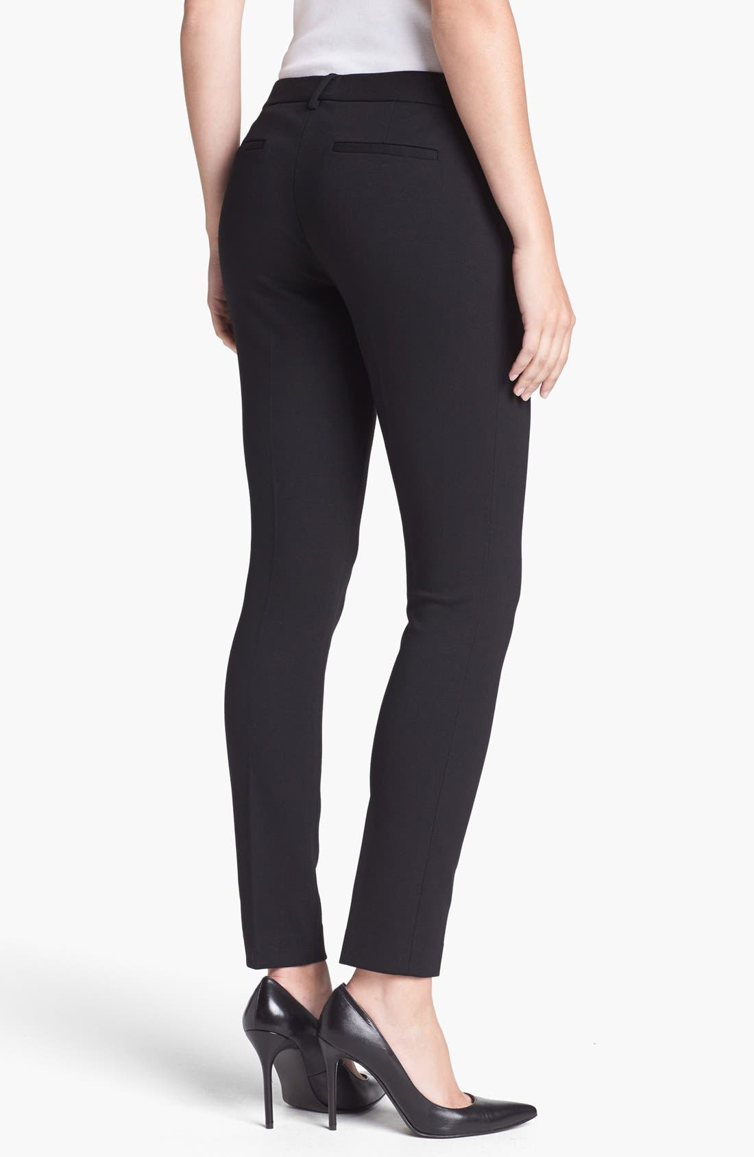 Alternate Image 2  - Elie Tahari 'Verda' Slim Pants