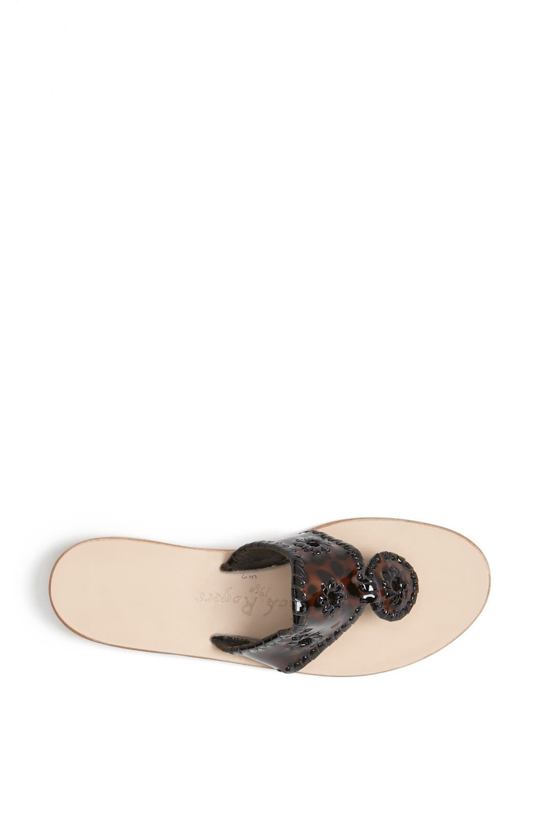 Alternate Image 3  - Jack Rogers Black Label Sandal