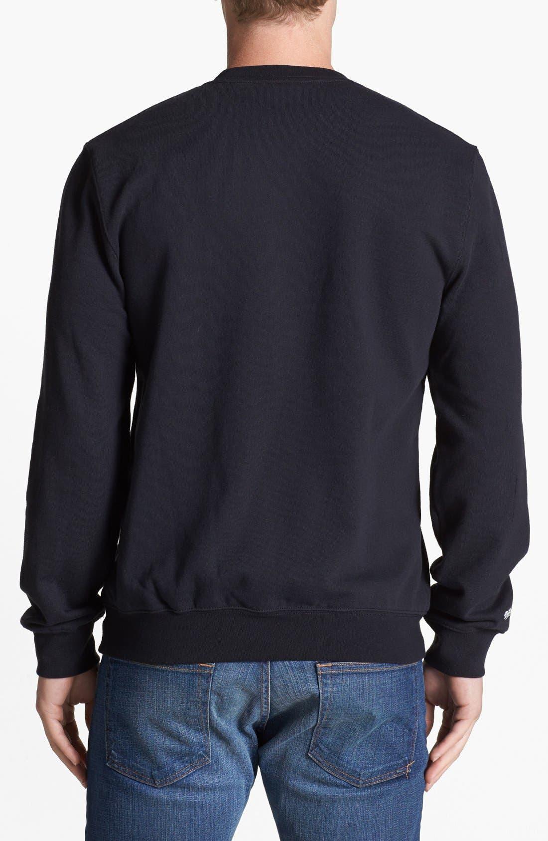 Alternate Image 2  - Mitchell & Ness 'Toronto Raptors' Sweatshirt