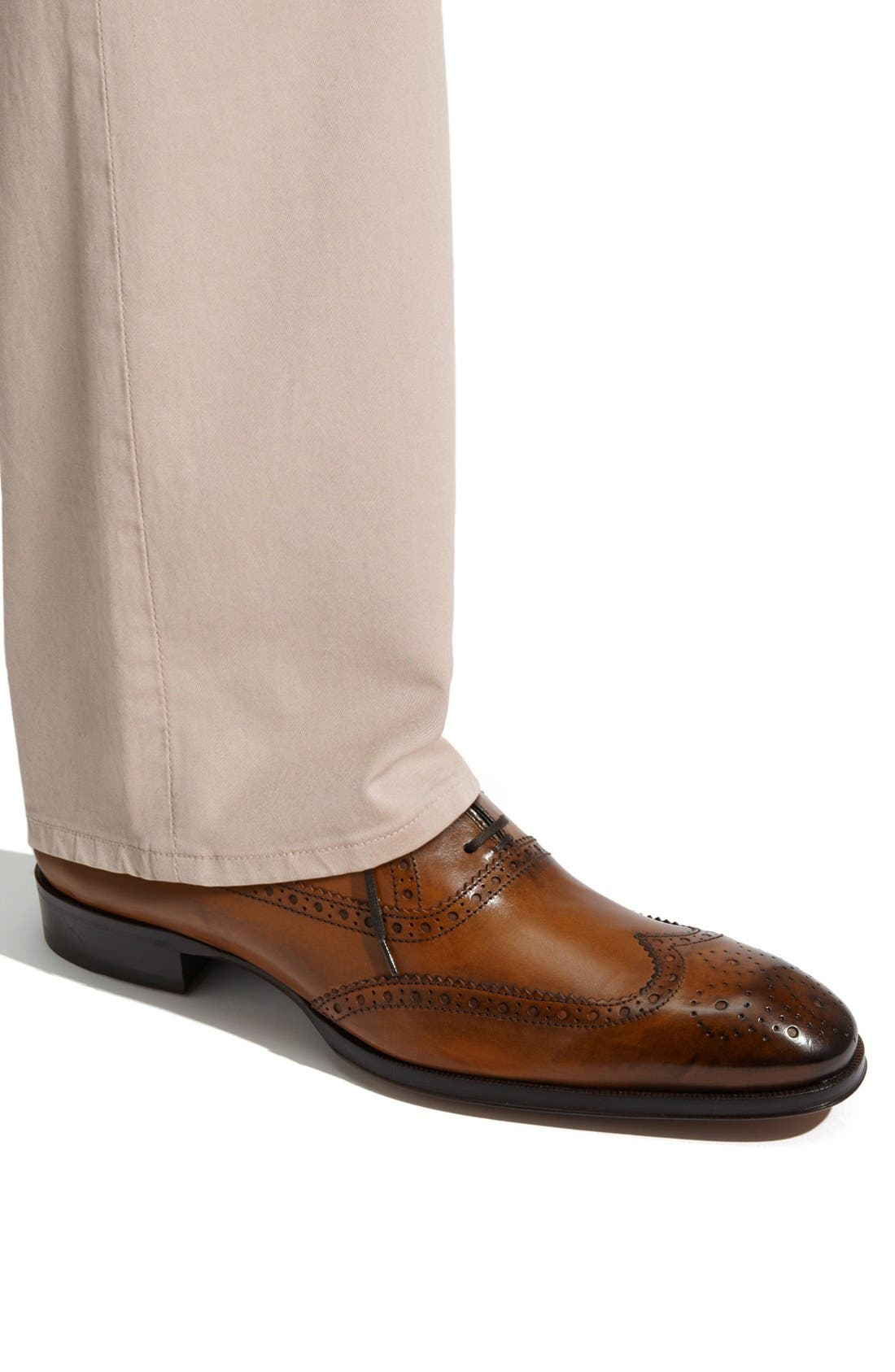 Alternate Image 6  - To Boot New York 'Windsor' Wingtip Oxford (Men)