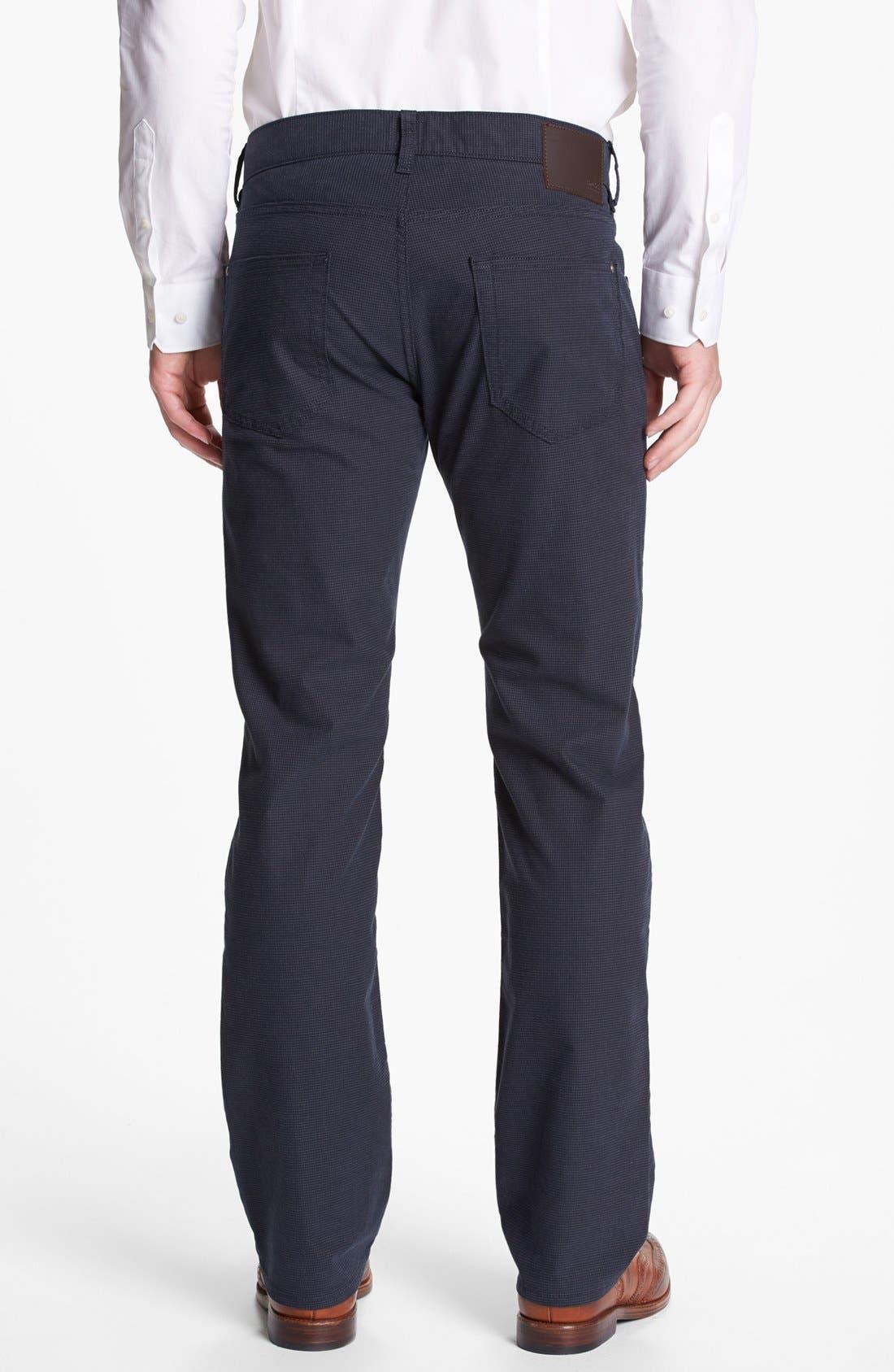 Alternate Image 2  - BOSS HUGO BOSS 'Kansas' Straight Leg Pants