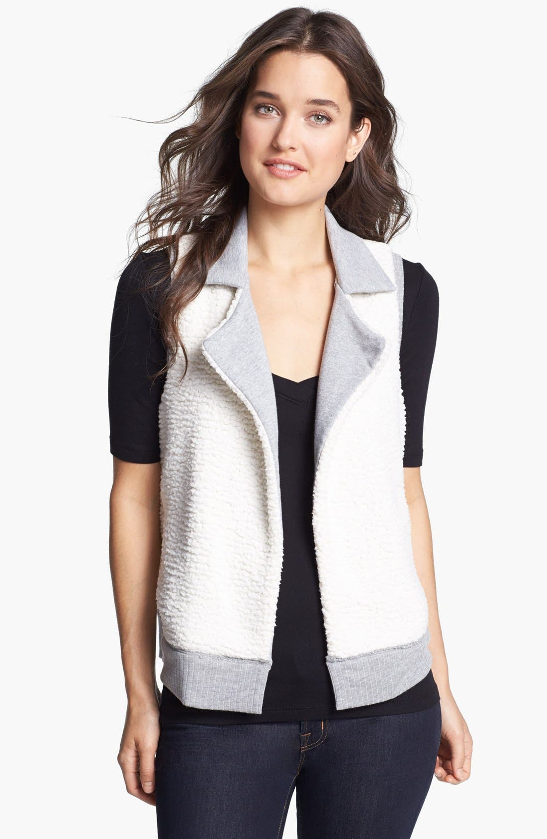 Alternate Image 3  - Splendid 'Bowery' Reversible Vest