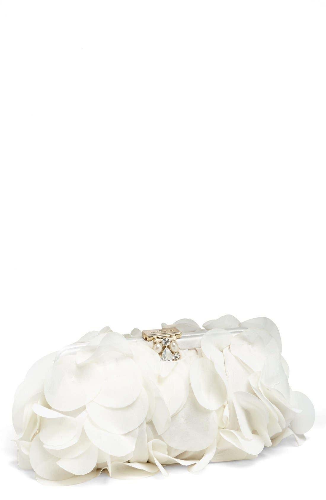 Main Image - kate spade new york 'wedding belle - malley' clutch