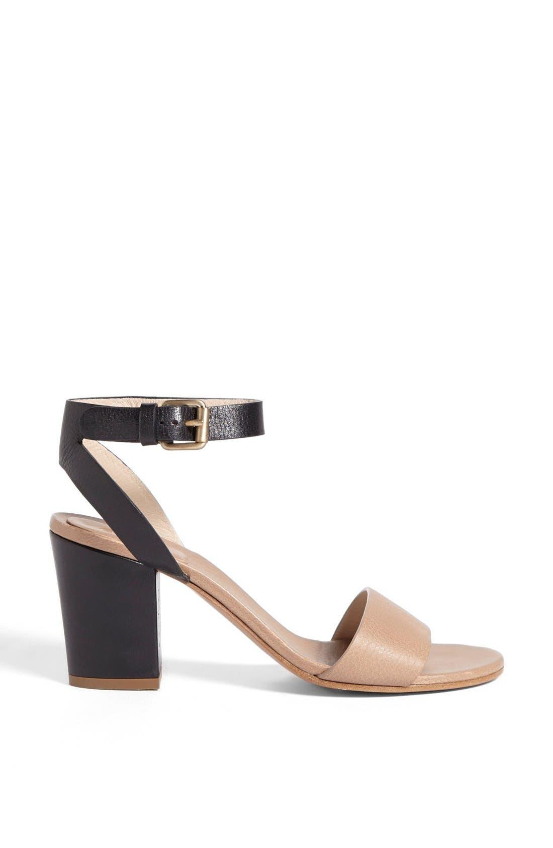 Alternate Image 4  - Chloé 'Heloise Udine' Bicolor Sandal