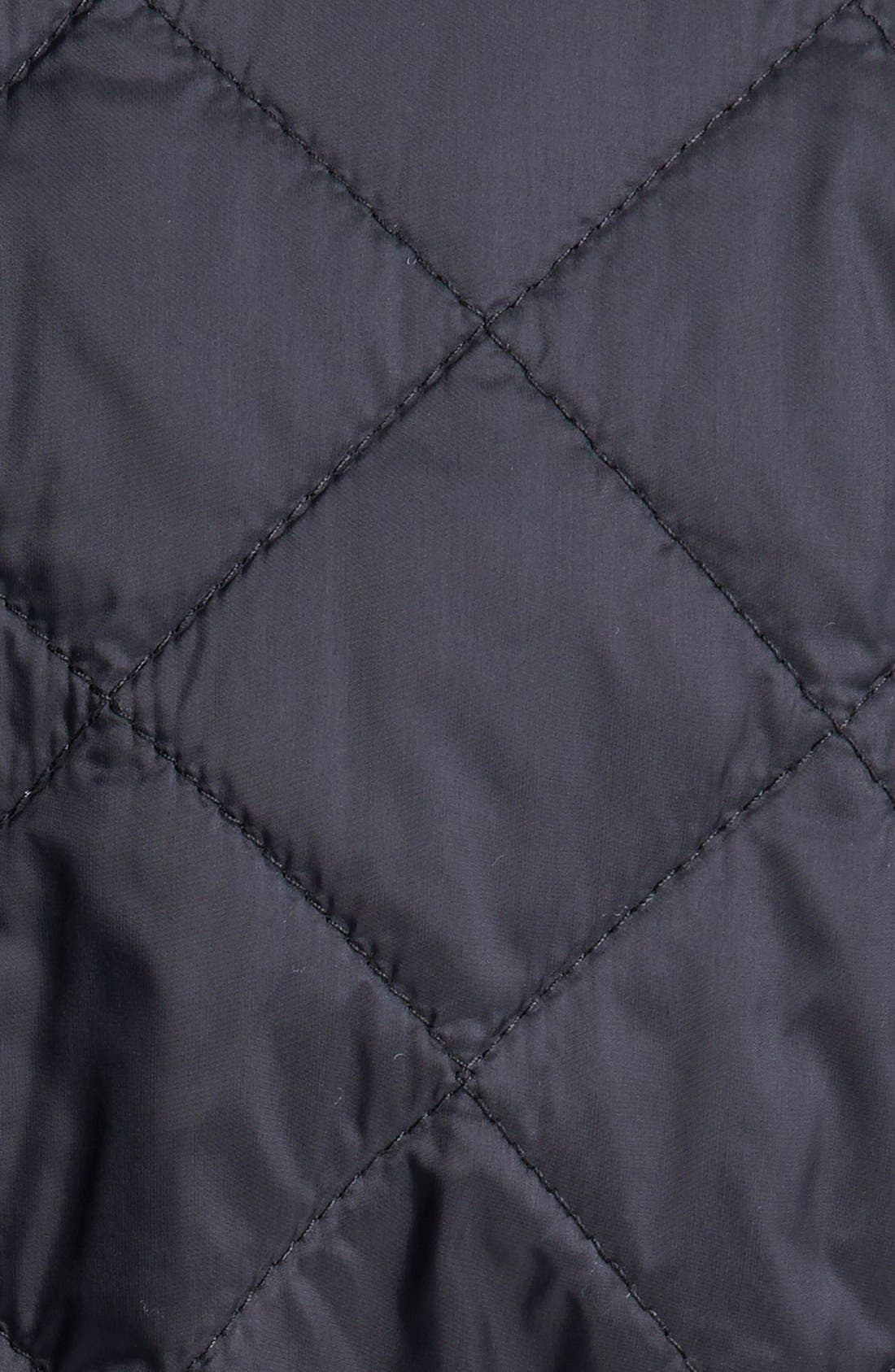 Alternate Image 3  - French Connection 'Marine' Quilted Jacket