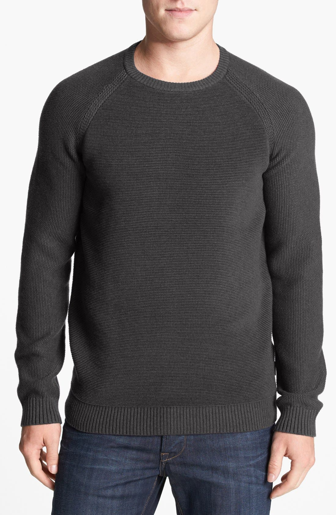 Alternate Image 1 Selected - Ted Baker London 'Malvern' Crewneck Sweater