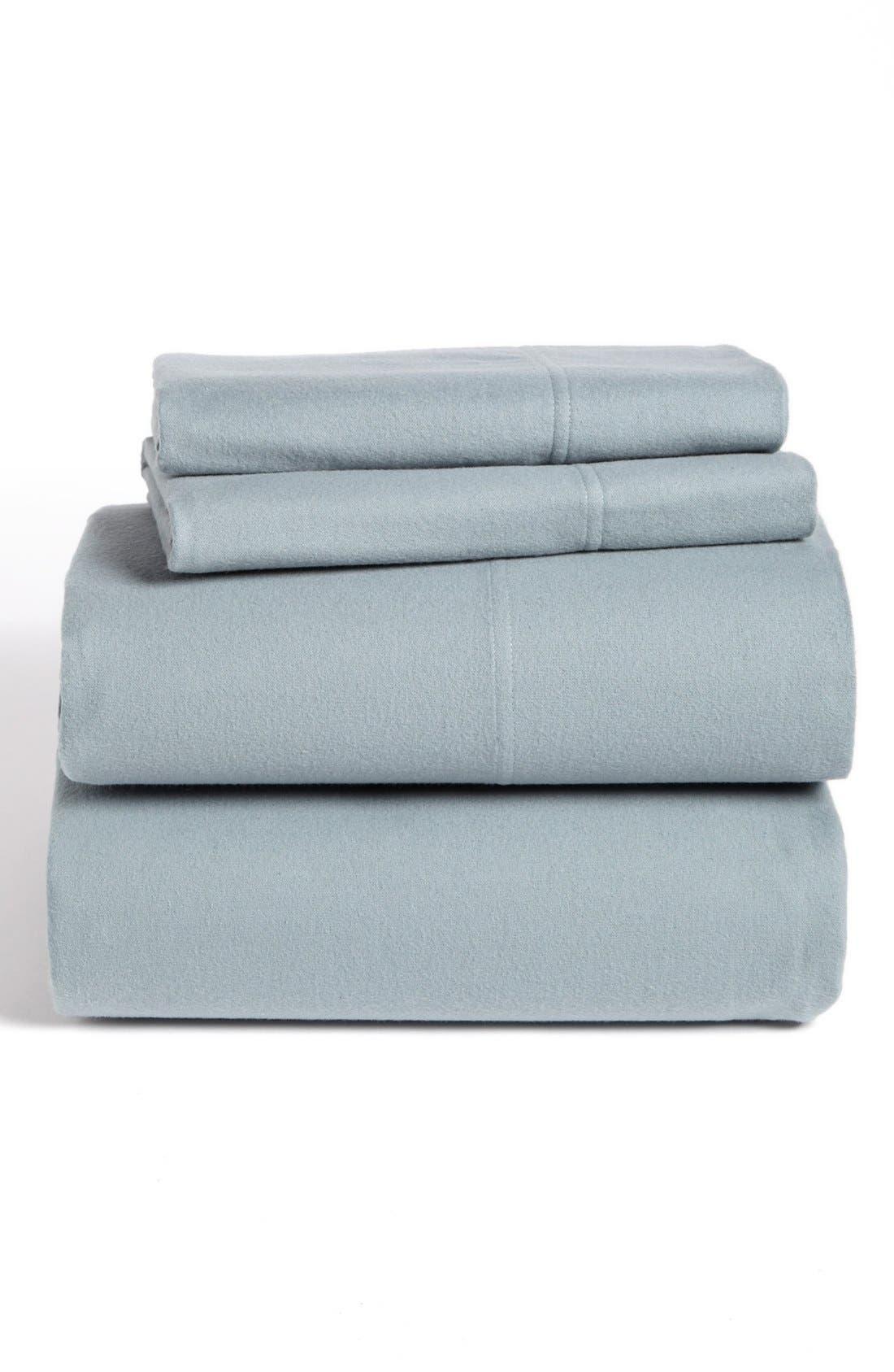 Alternate Image 1 Selected - Nordstrom at Home Flannel Sheet Set
